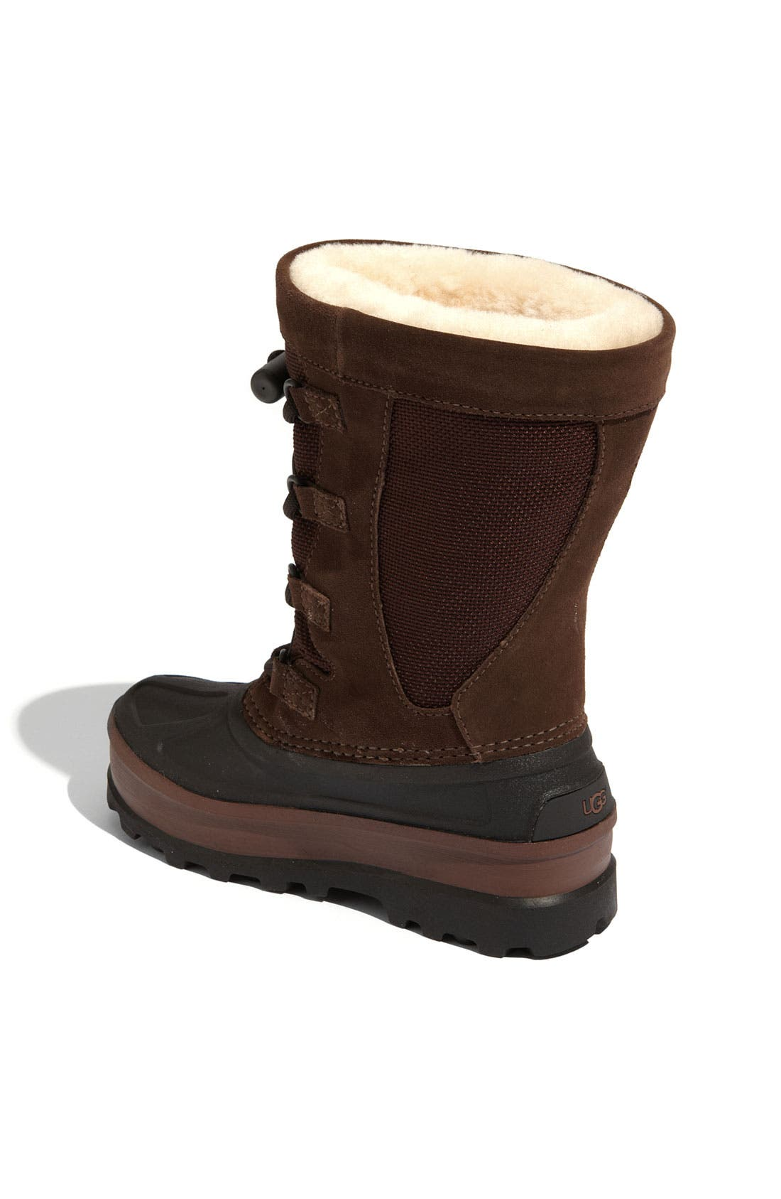 Alternate Image 2  - UGG® Australia 'Bobbey' Boot (Little Kid & Big Kid)