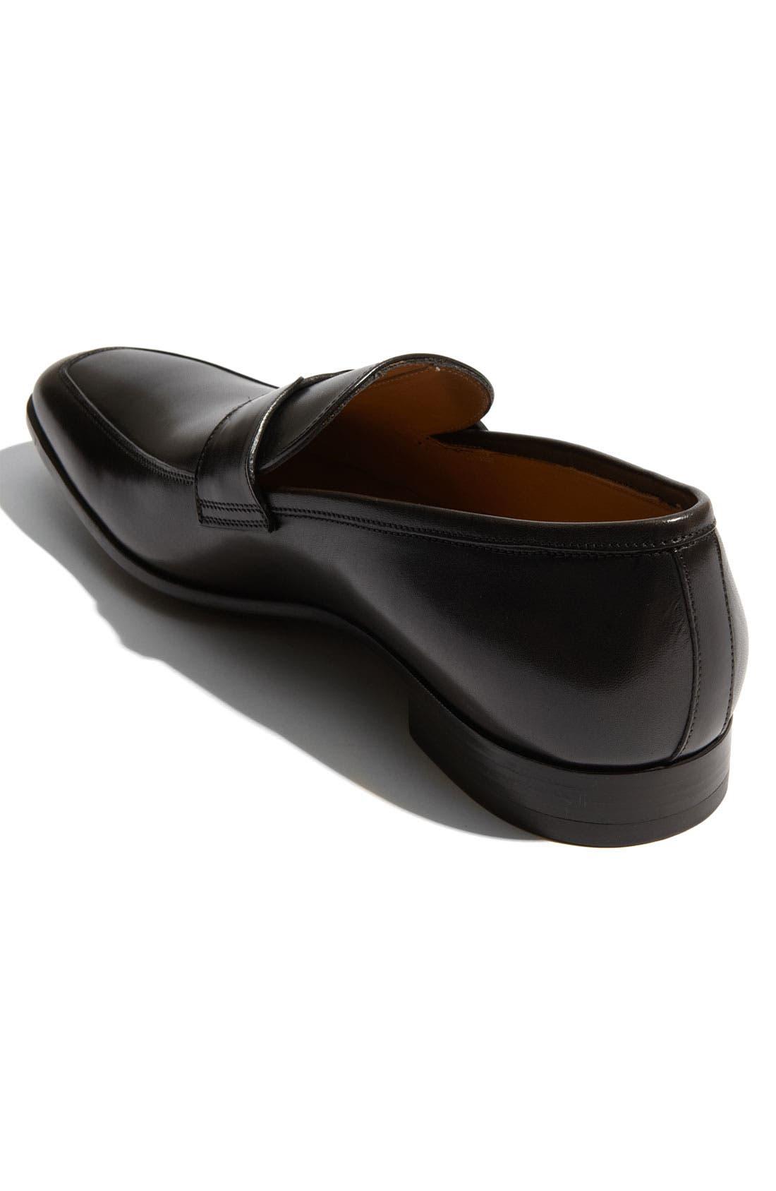 Alternate Image 2  - Santoni 'Quinlan' Loafer