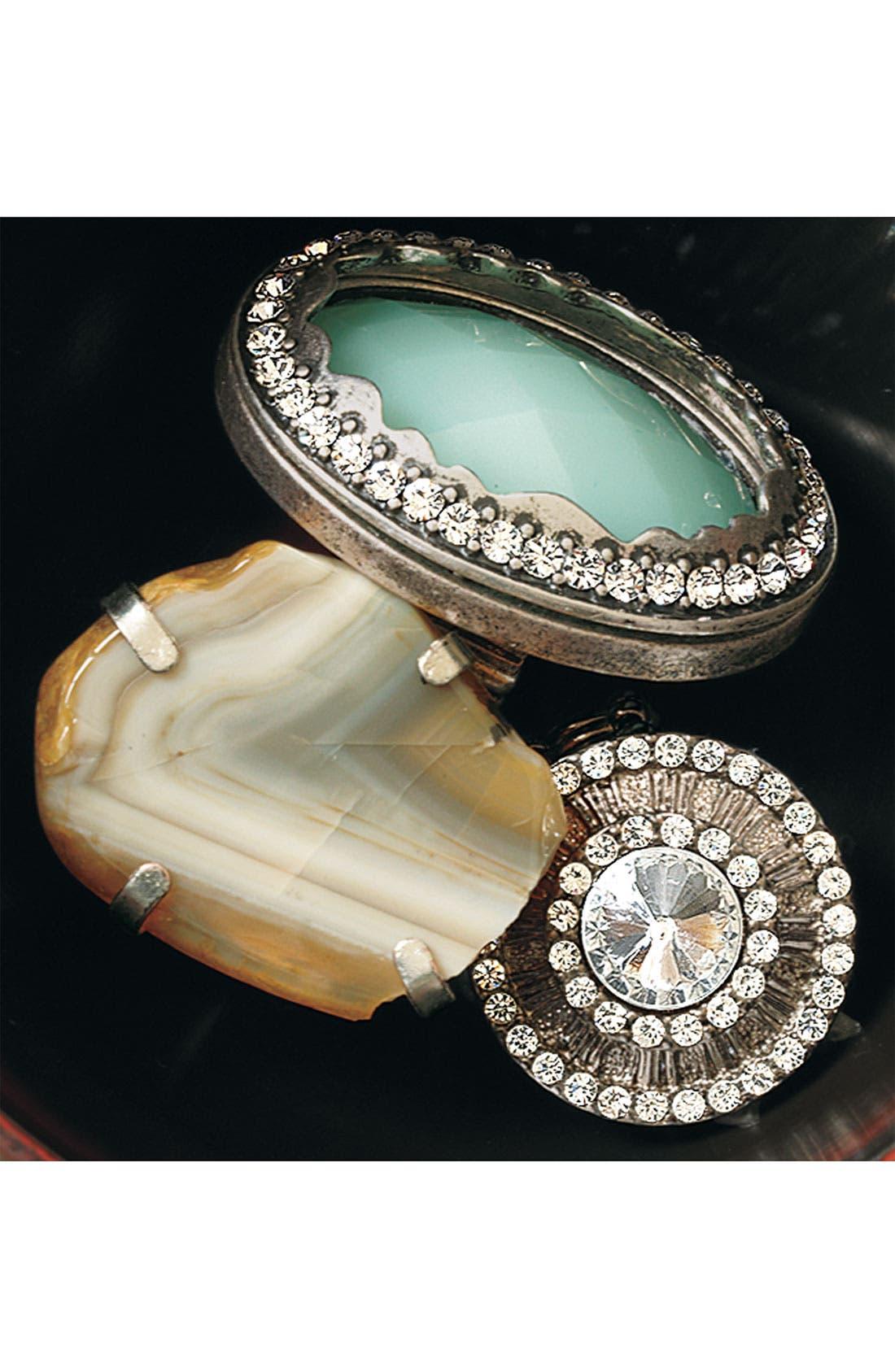 Alternate Image 2  - Stephan & Co. Large Stone Ring