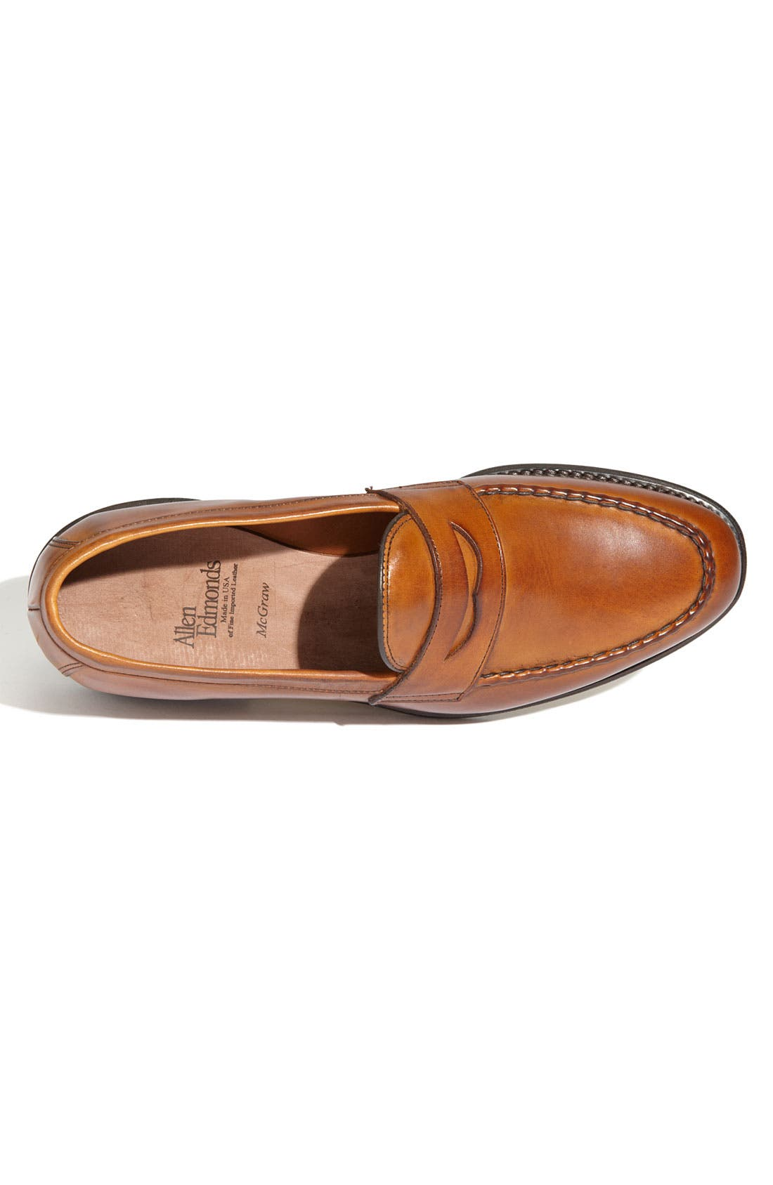 Alternate Image 2  - Allen Edmonds 'McGraw' Penny Loafer (Online Only)