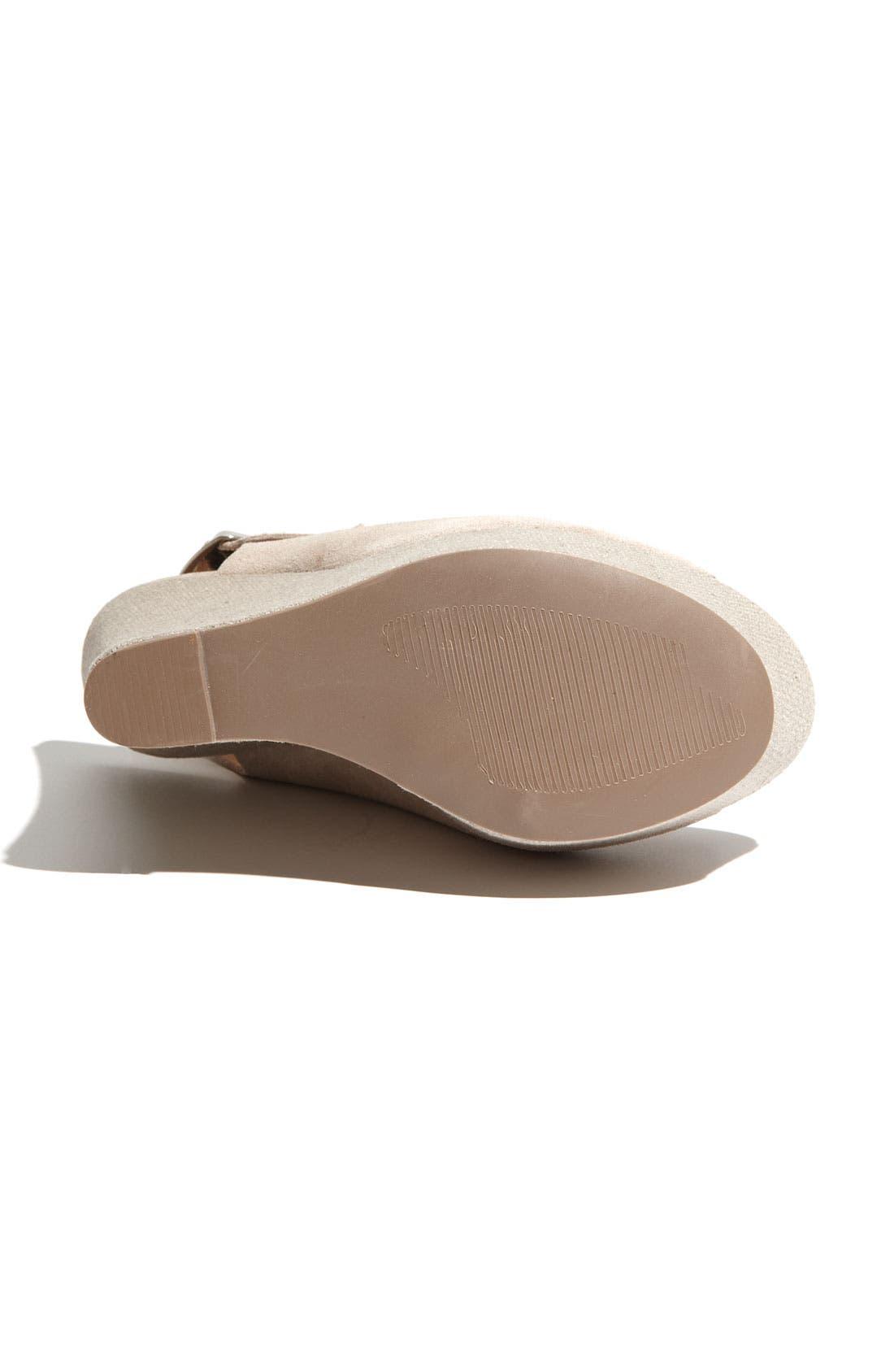 Alternate Image 4  - Steve Madden 'Wardenn' Sandal