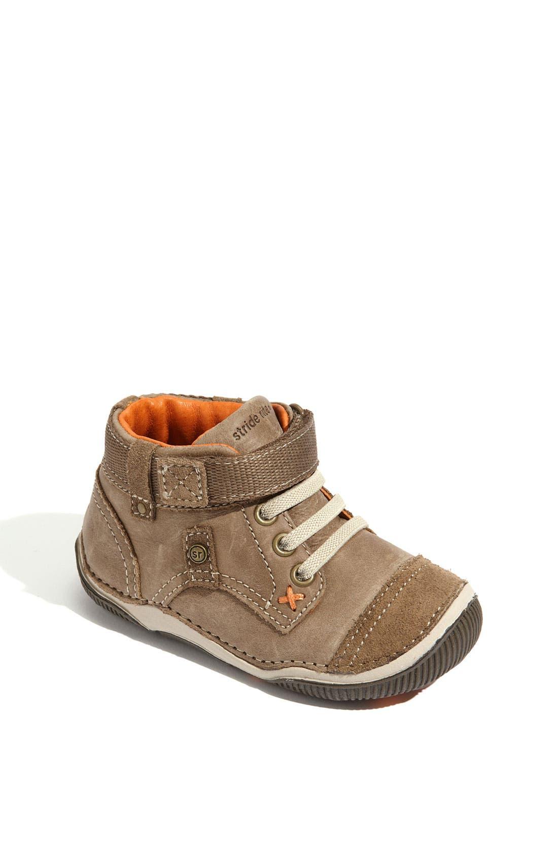 Alternate Image 1 Selected - Stride Rite 'Garett' Shoe (Baby, Walker & Toddler)