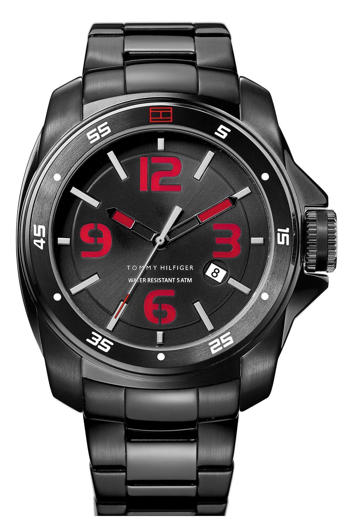 Alternate Image 1 Selected - Tommy Hilfiger Bracelet Watch