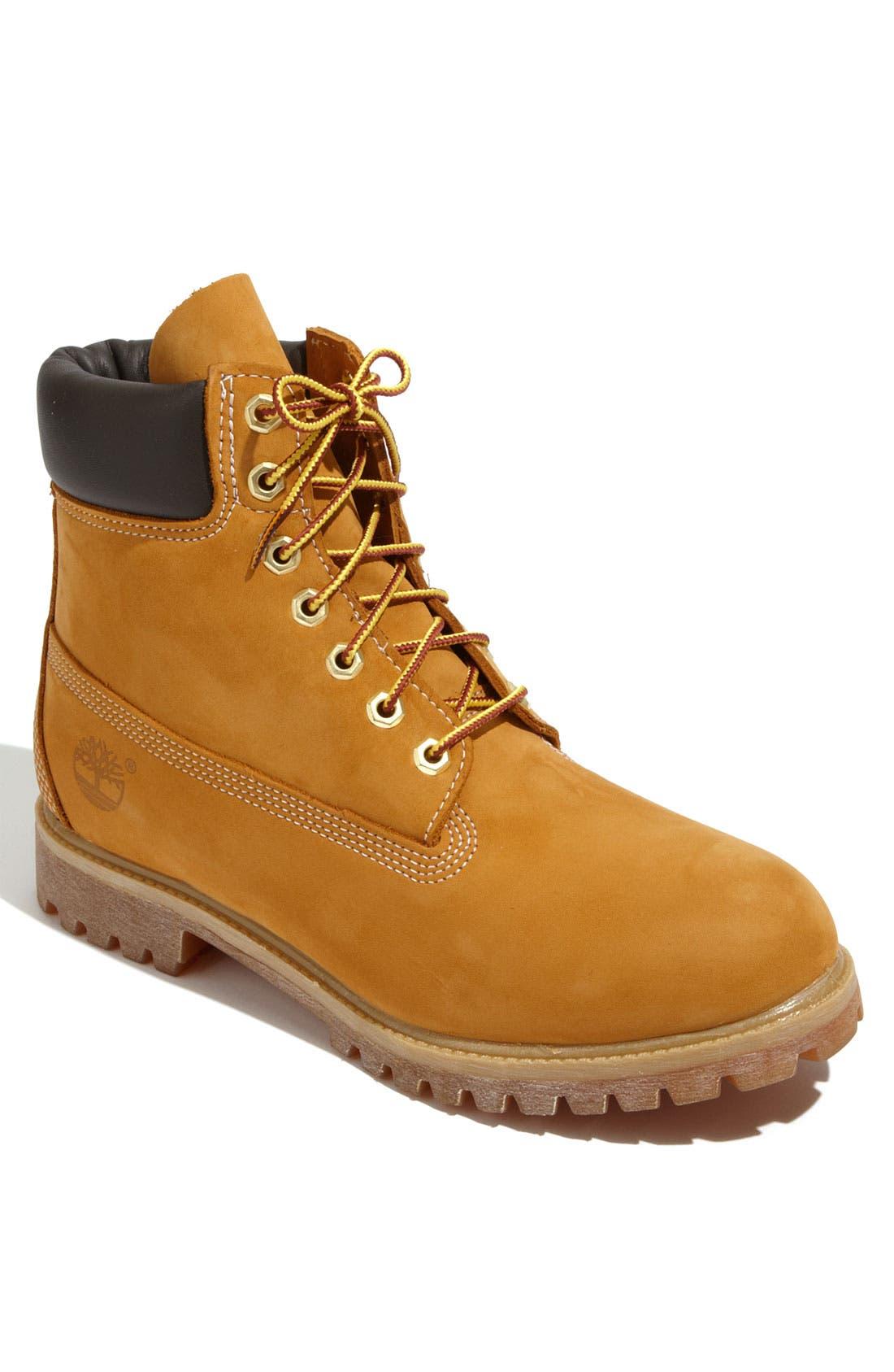 Main Image - Timberland 'Six Inch Classic Boots Series - Premium' Boot