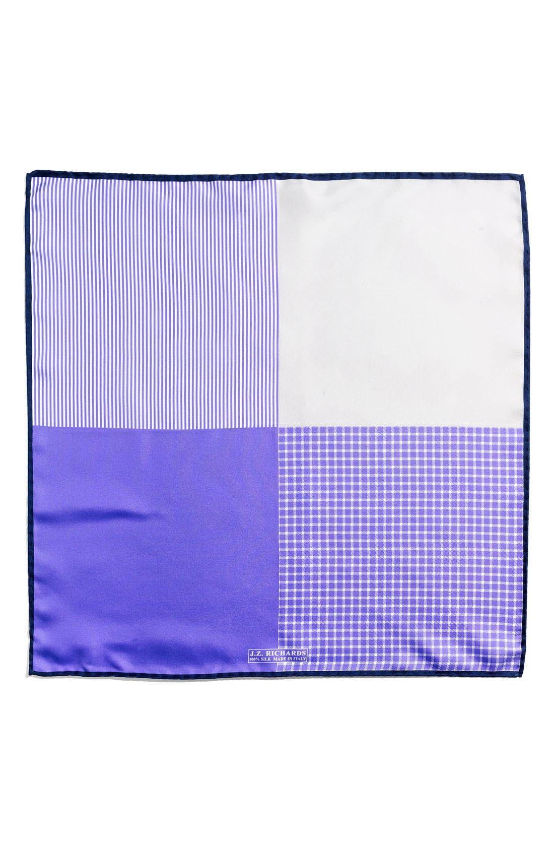 Main Image - J.Z. Richards Silk Pocket Square