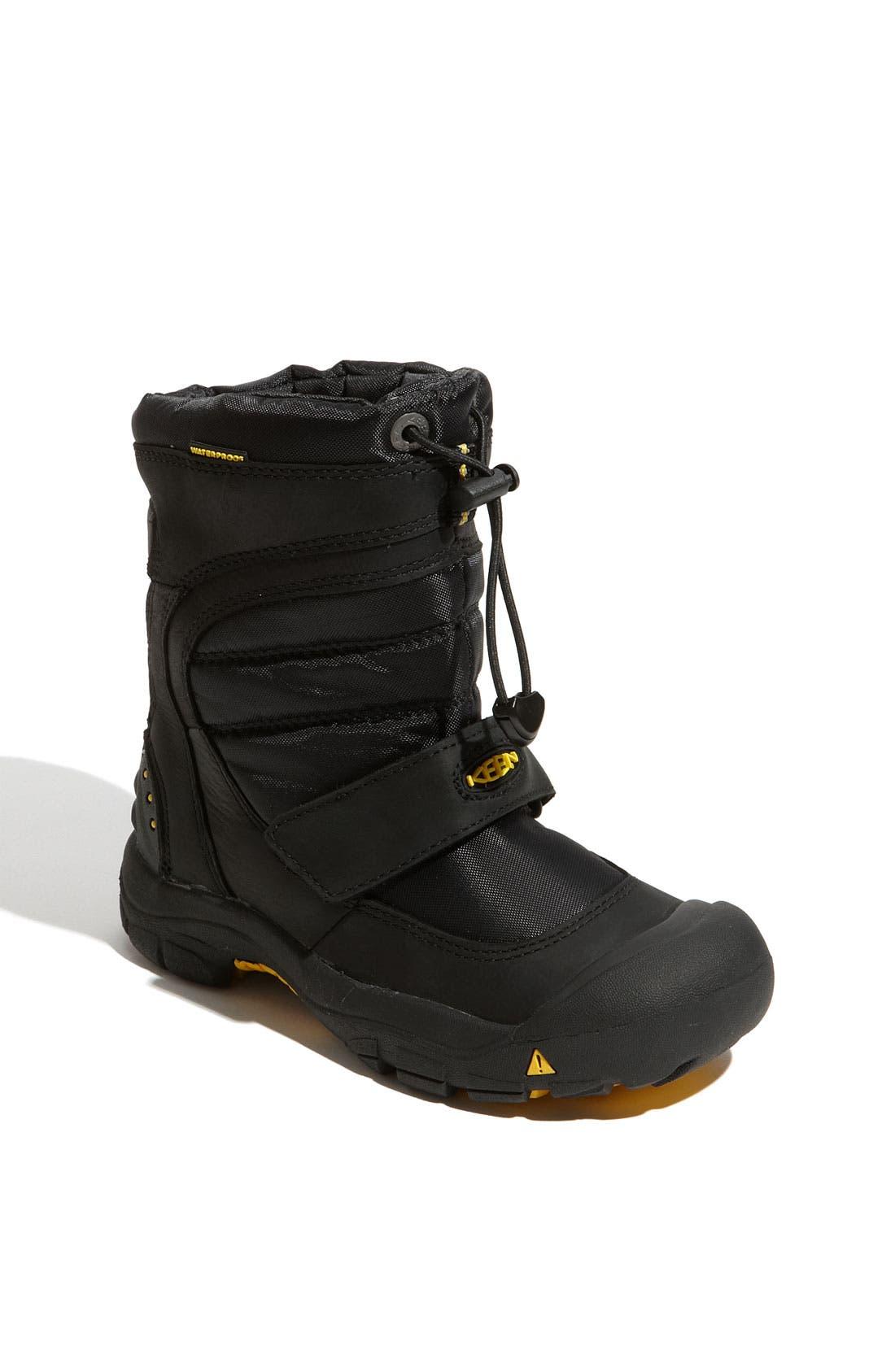 Alternate Image 1 Selected - Keen 'Breckenridge' Waterproof Boot (Toddler, Little Kid & Big Kid)