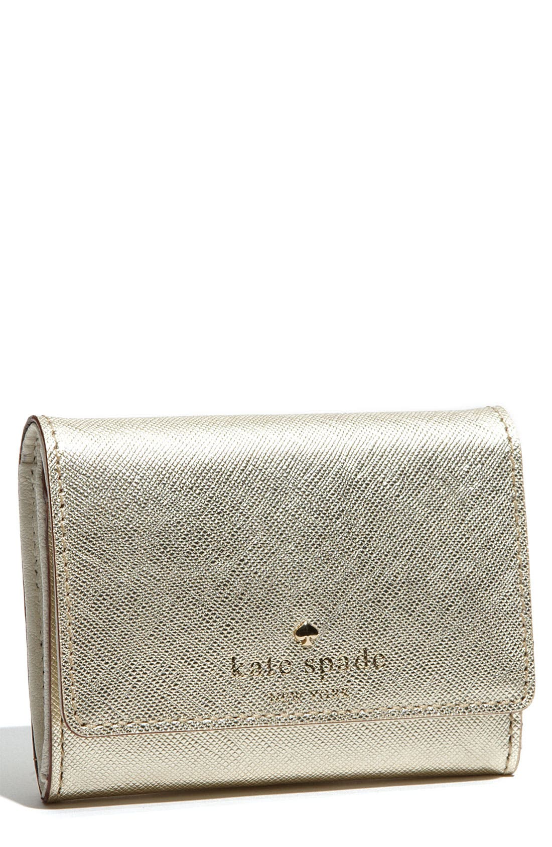 Main Image - kate spade new york 'mikas pond - darla' french wallet