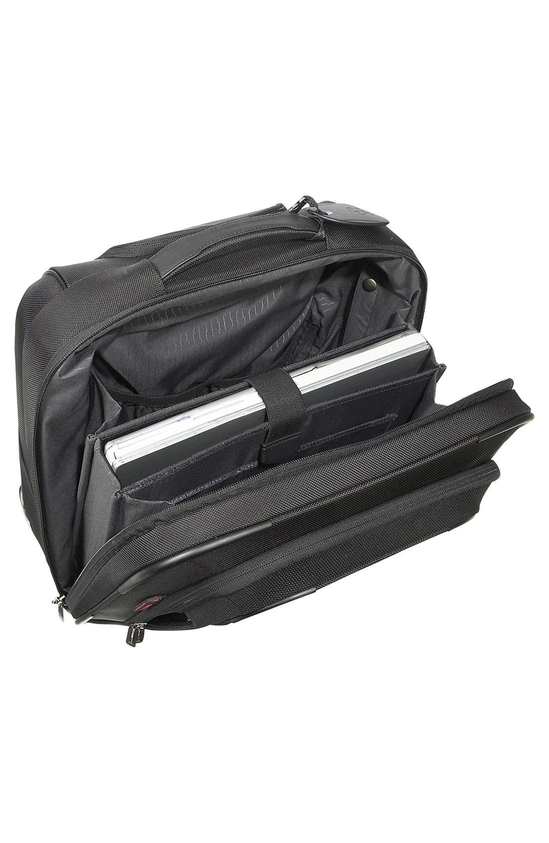 Alternate Image 3  - T-Tech by Tumi 'Presidio MacArthur' Wheeled Compact Laptop Briefcase