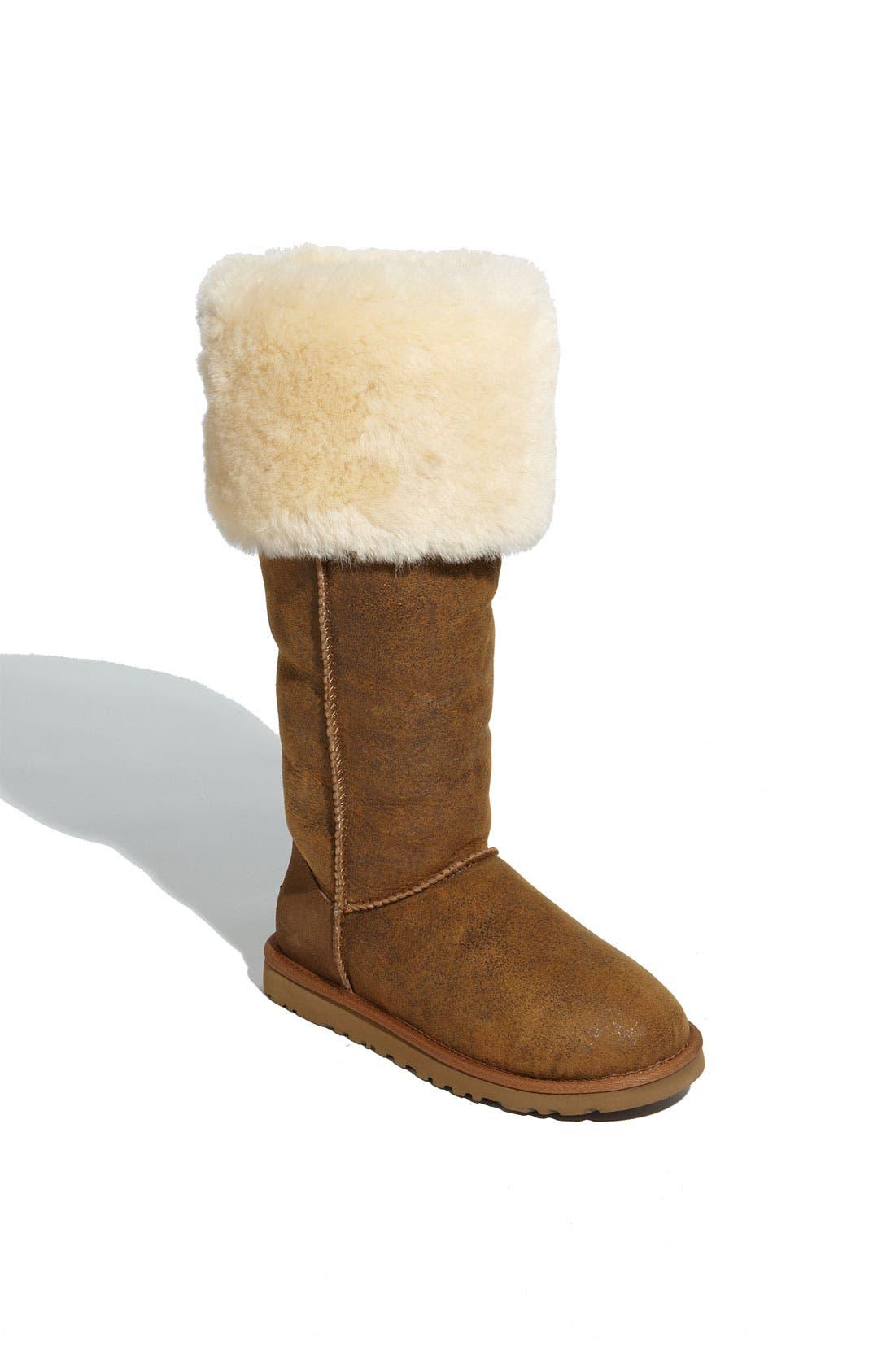 Main Image - UGG® Australia 'Bailey' Over the Knee Boot