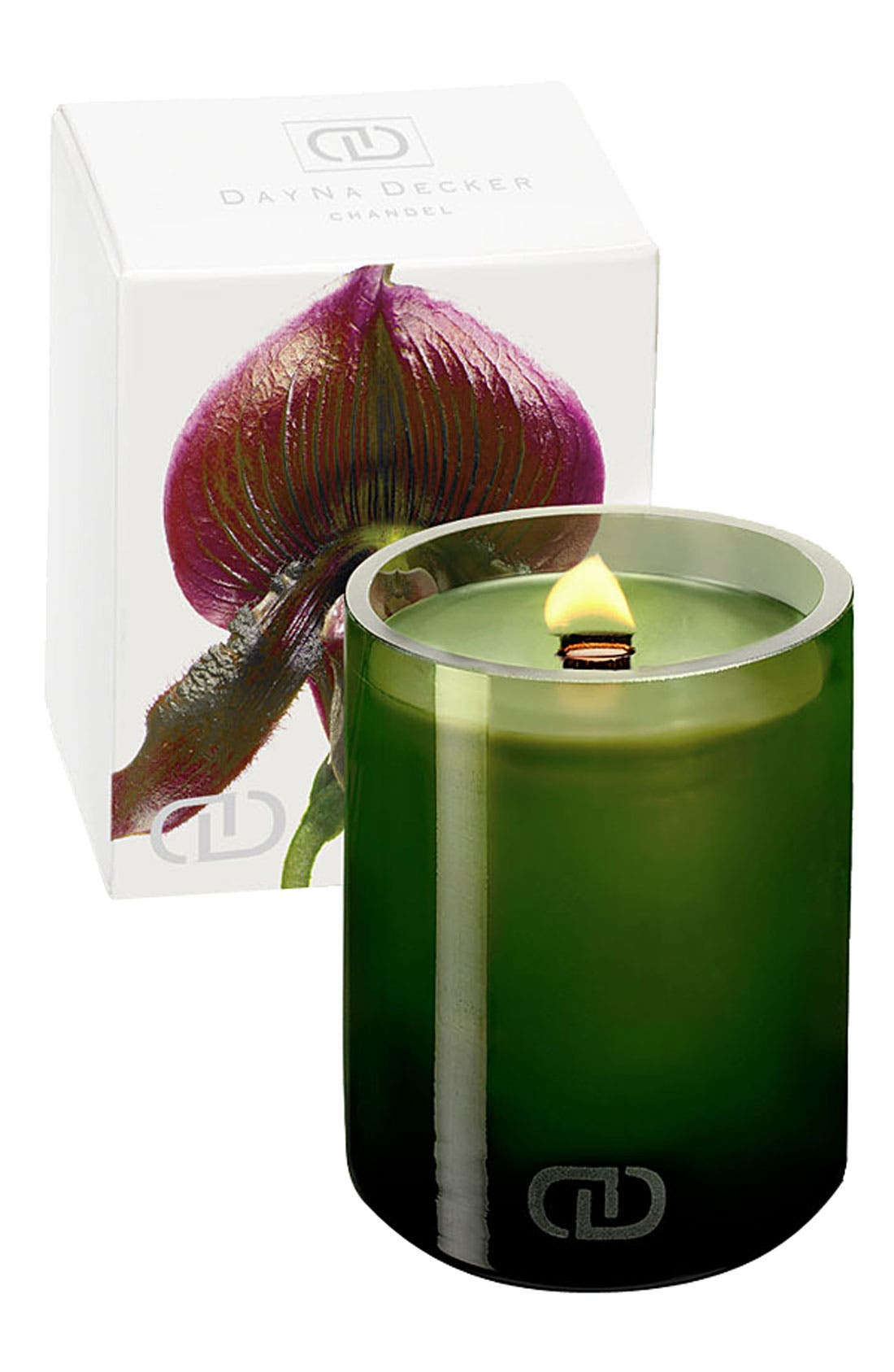 Alternate Image 1 Selected - DayNa Decker® 'Sierra' Chandel® Candle