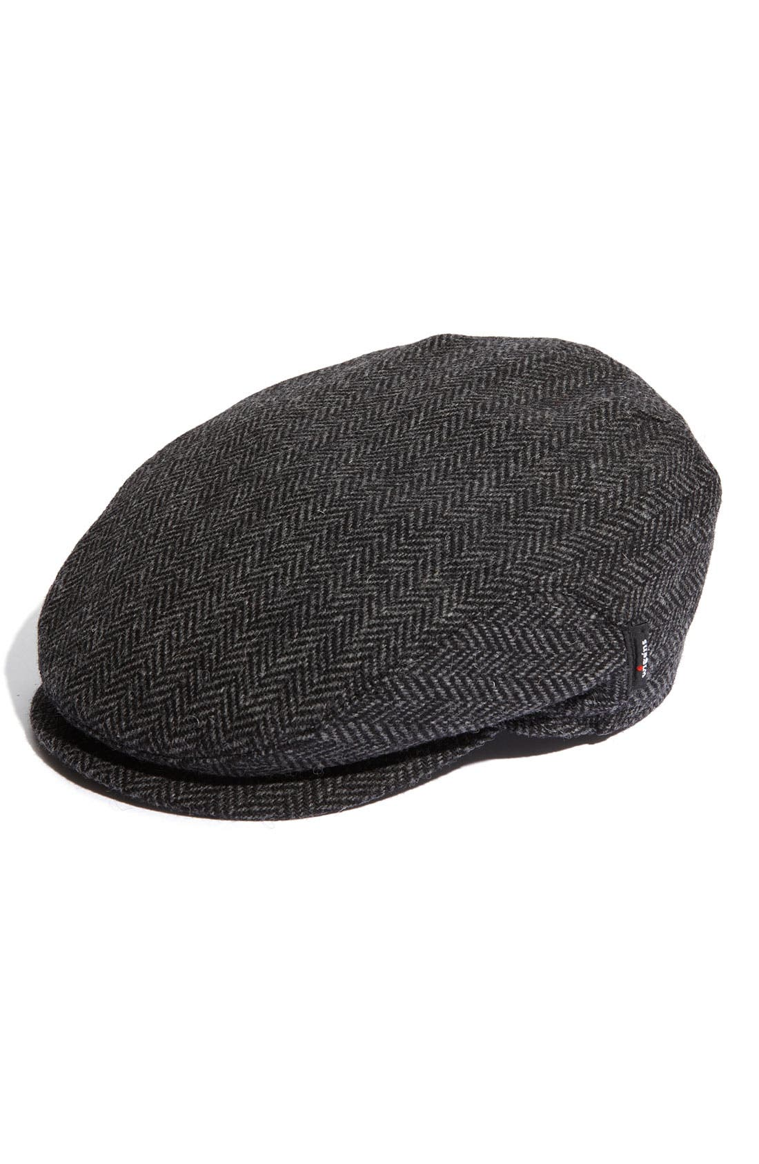 Alternate Image 1 Selected - Wigens Herringbone Cap