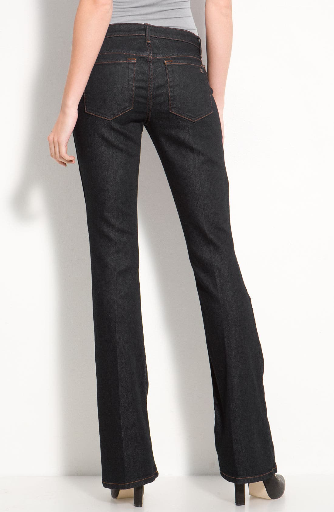 Alternate Image 1 Selected - Joe's 'Honey' Bootcut Stretch Denim Jeans (Geraldine Dark Wash)
