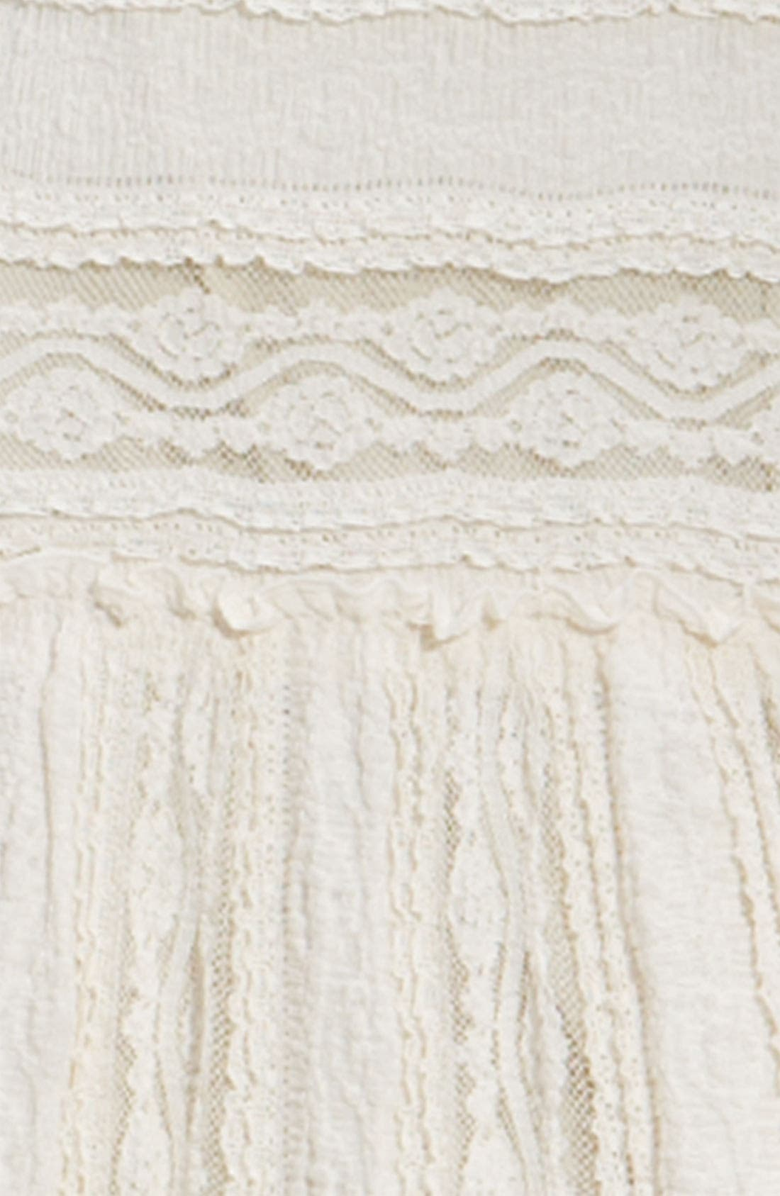Alternate Image 3  - Eliza J Lace Maxi Dress