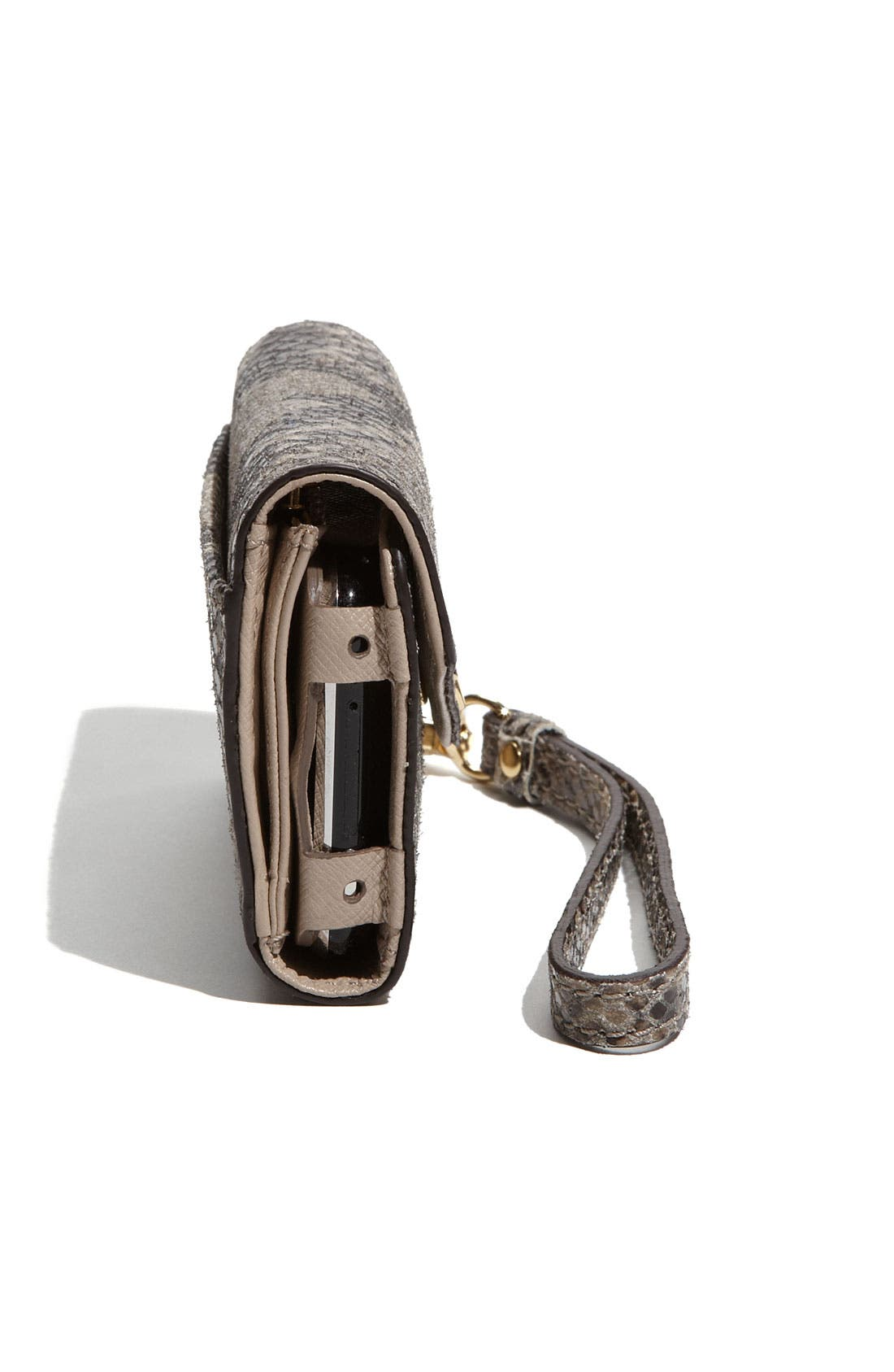 Alternate Image 2  - MICHAEL Michael Kors 'Jet Set' iPhone Wristlet