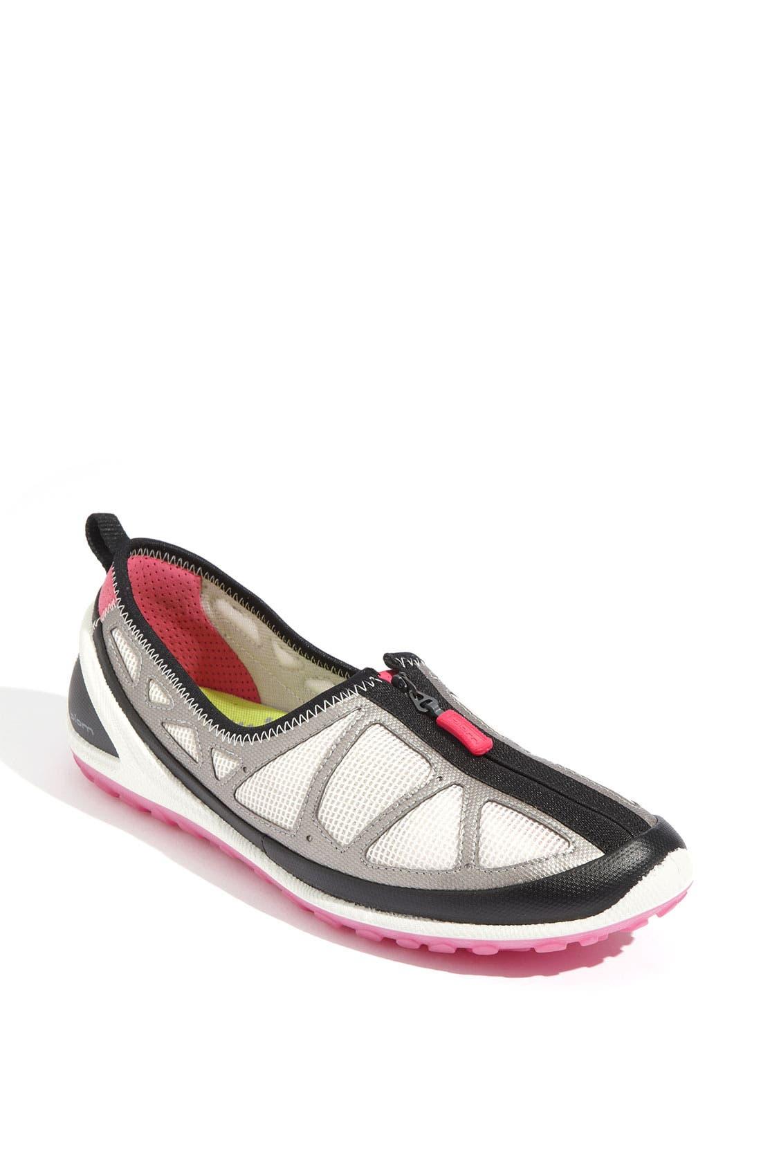 Alternate Image 1 Selected - ECCO 'Biom Lite Zip' Sneaker (Women)