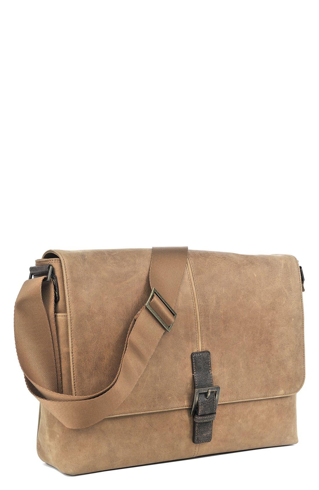 Main Image - Boconi 'Leon' Messenger Bag