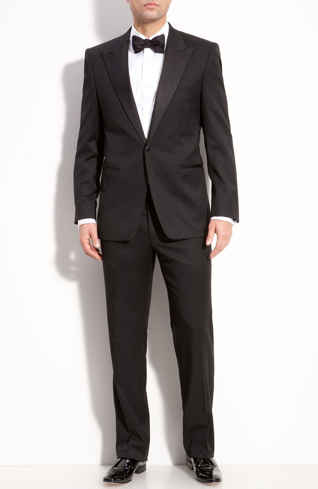Alternate Image 2  - BOSS HUGO BOSS 'Grant' Classic Fit Tuxedo (Free Next Day Shipping)
