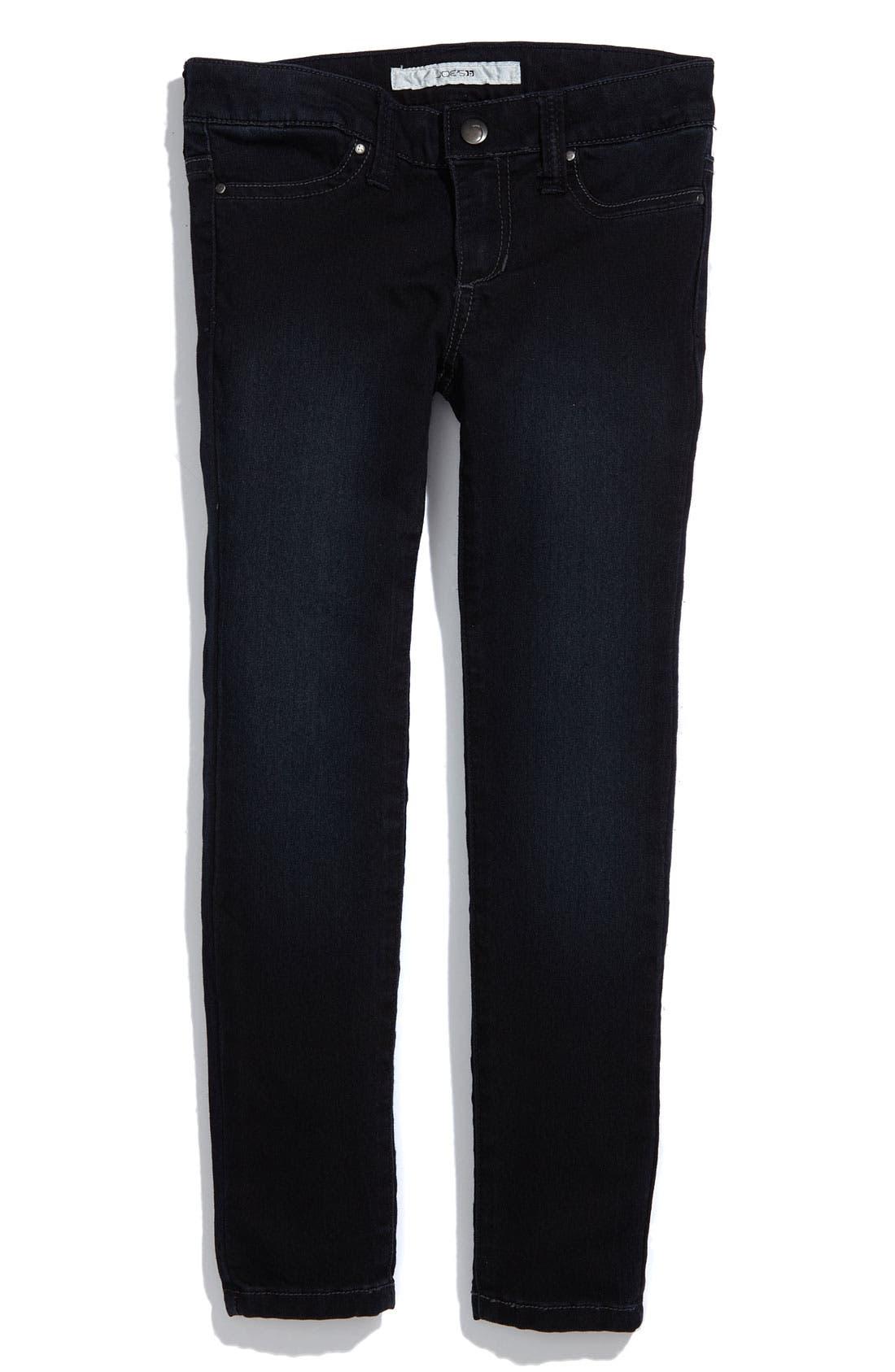 Alternate Image 2  - Joe's 'Ultra Skinny' Jeans (Little Girls)