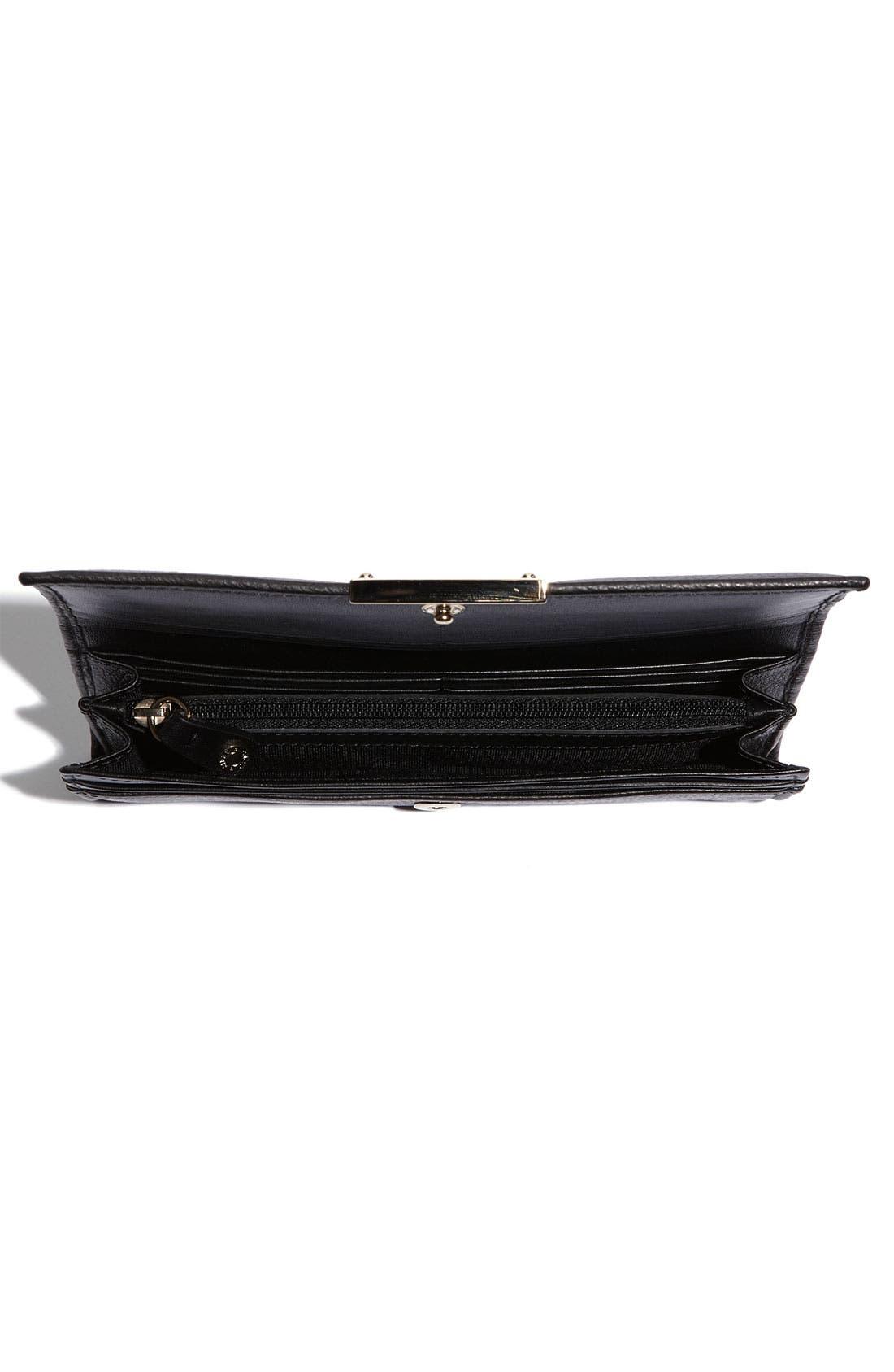 Alternate Image 2  - Jimmy Choo 'Reza' Calfskin Leather Wallet