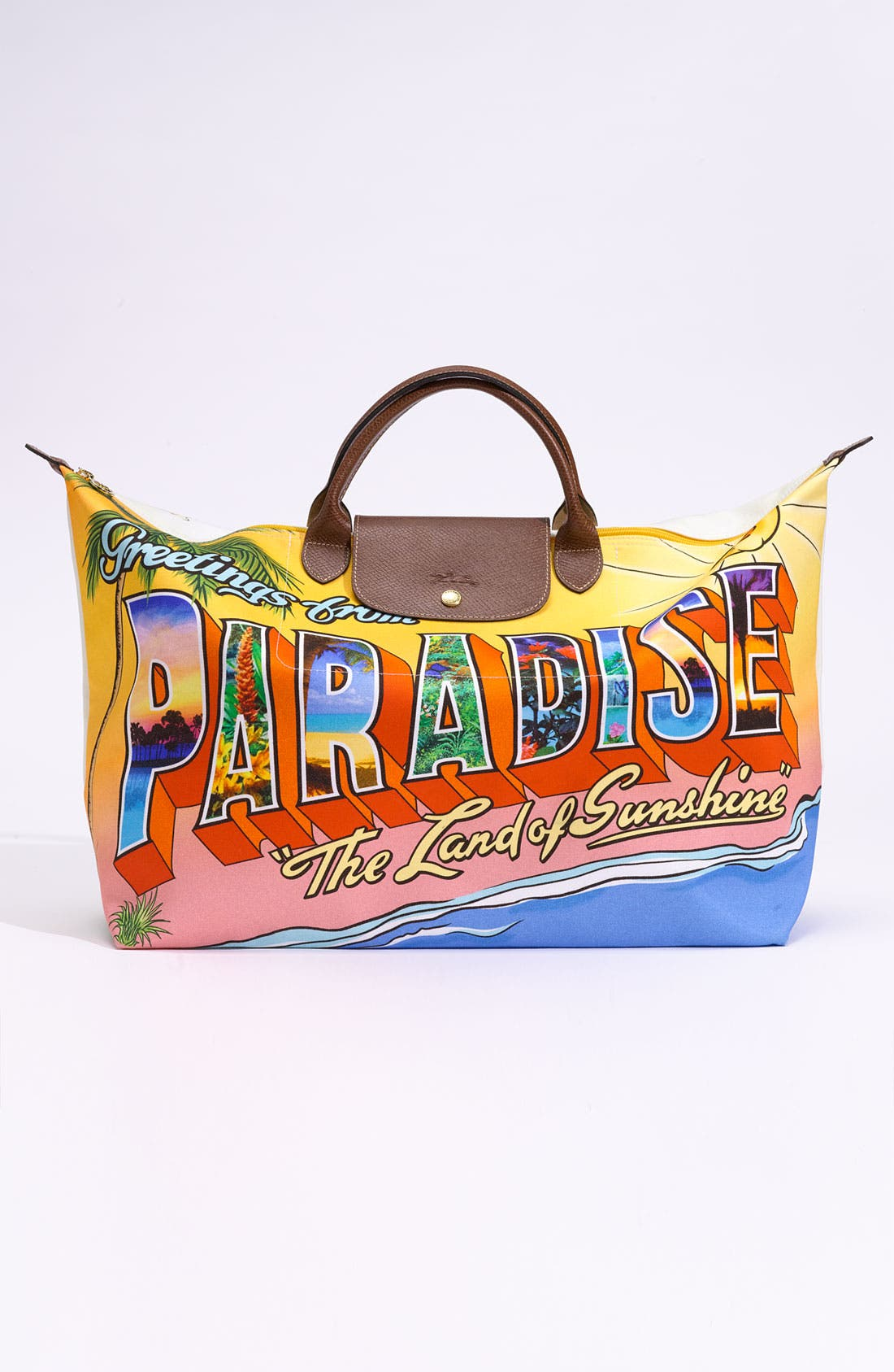 Alternate Image 5  - Longchamp 'Jeremy Scott Paradise' Duffel