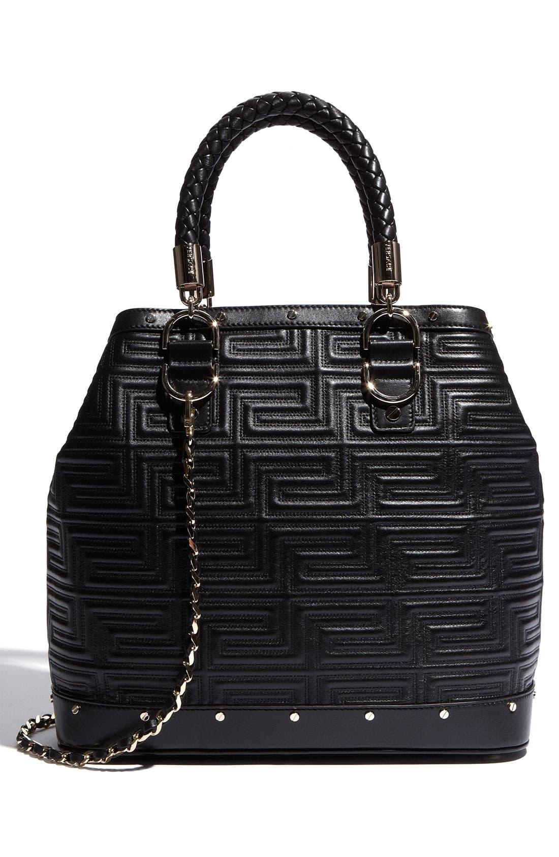 Alternate Image 4  - Versace 'Couture' Top Handle Shoulder Bag