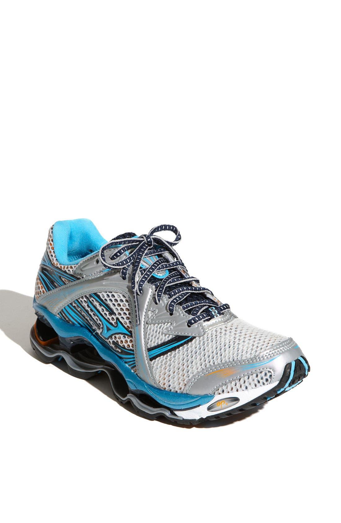 Alternate Image 1 Selected - Mizuno 'Wave Prophecy' Running Shoe (Women) (Regular Retail Price: $199.95)