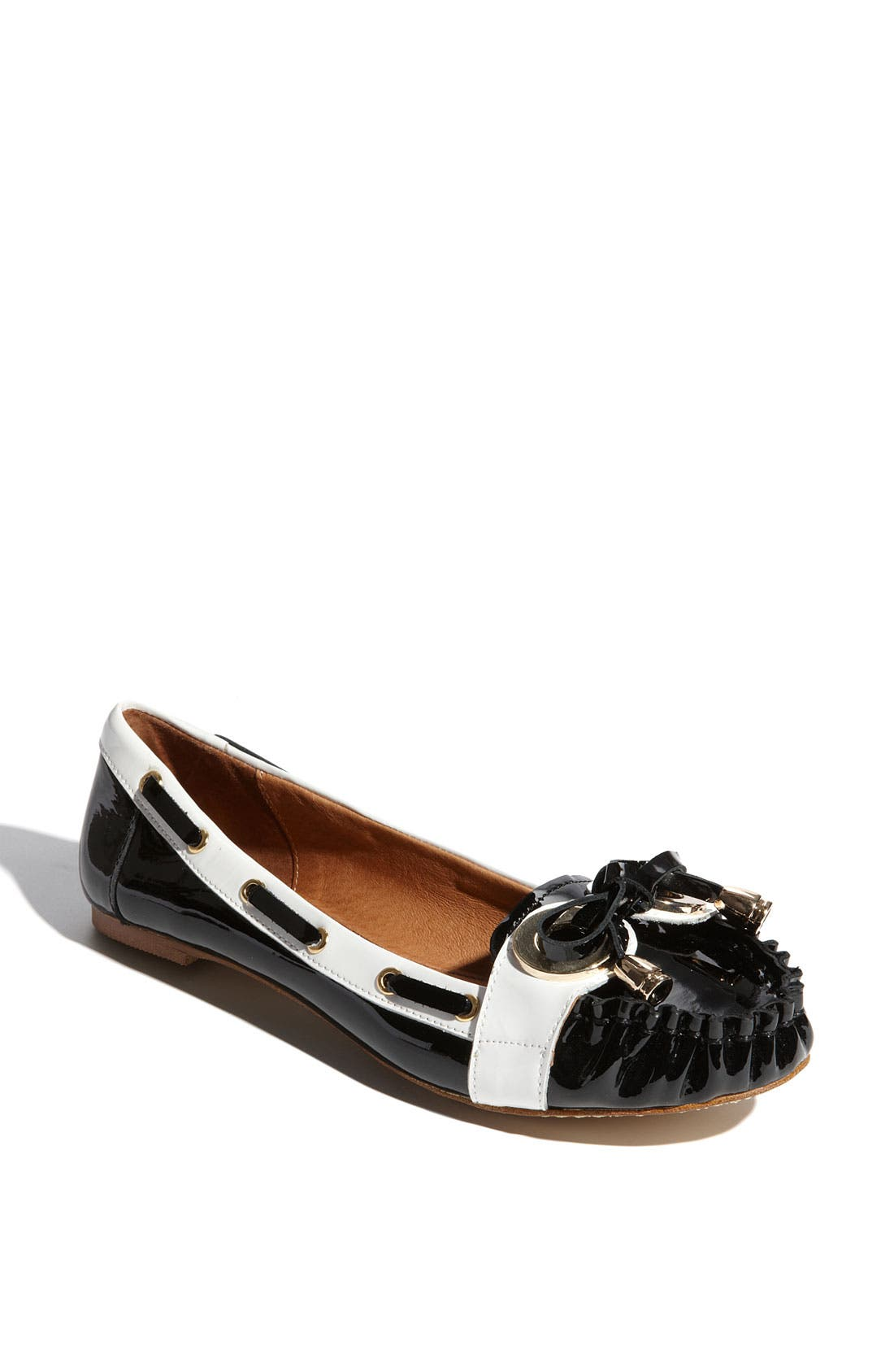Alternate Image 1 Selected - Jeffrey Campbell 'Portal' Loafer