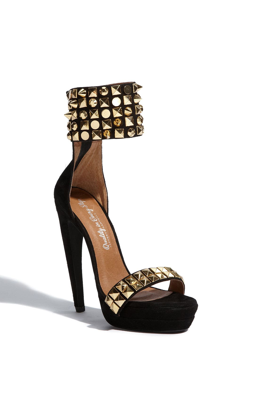 Alternate Image 1 Selected - Jeffrey Campbell 'Kylie' Sandal