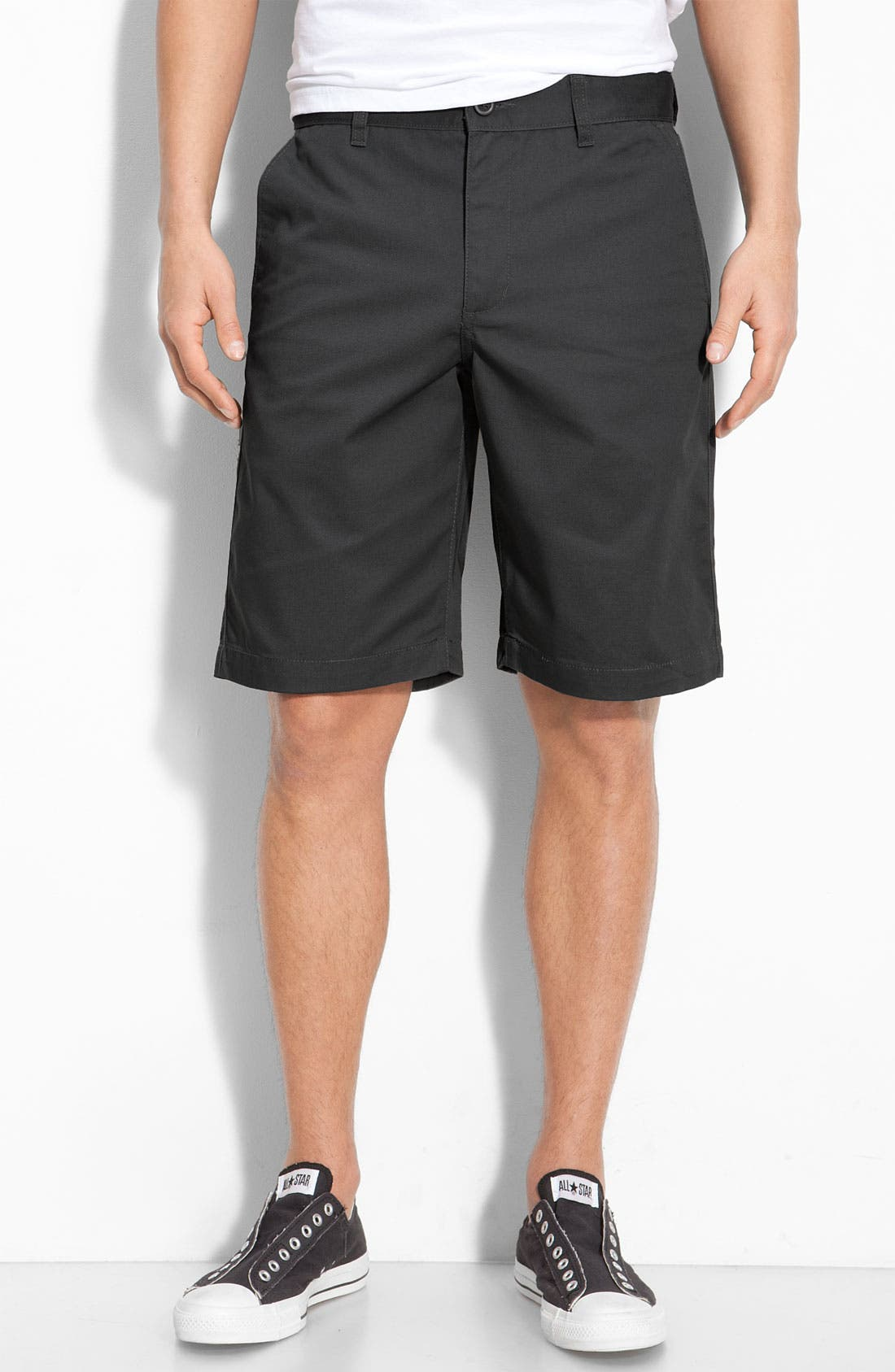 Alternate Image 1 Selected - RVCA 'Americana' Shorts