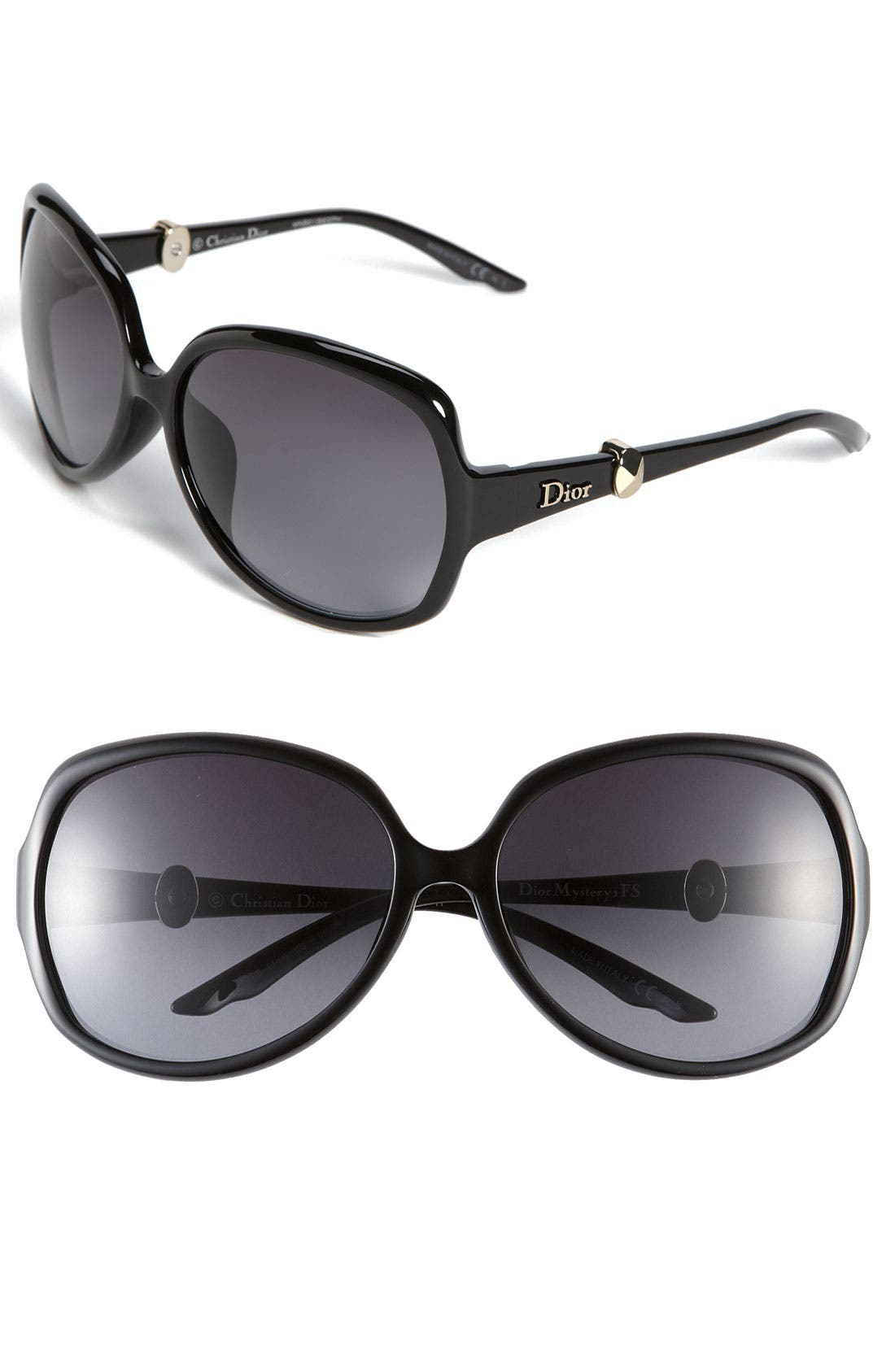Alternate Image 1 Selected - Dior 'Mystery - Special Fit' 61mm Sunglasses