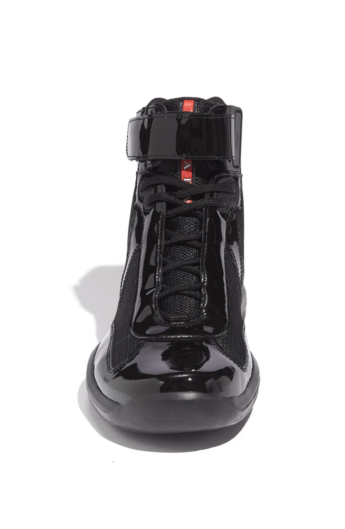 Alternate Image 3  - Prada 'America's Cup' High Top Sneaker (Men)