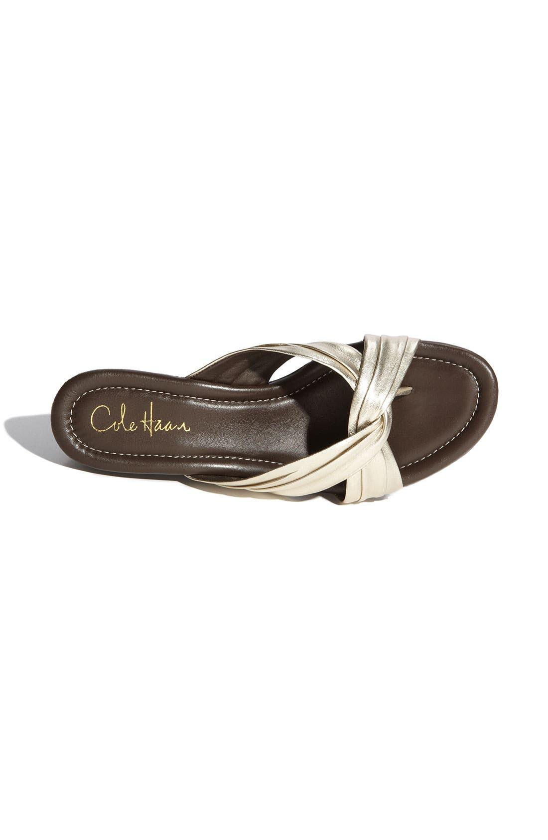 Alternate Image 3  - Cole Haan 'Air Eden' Thong Sandal