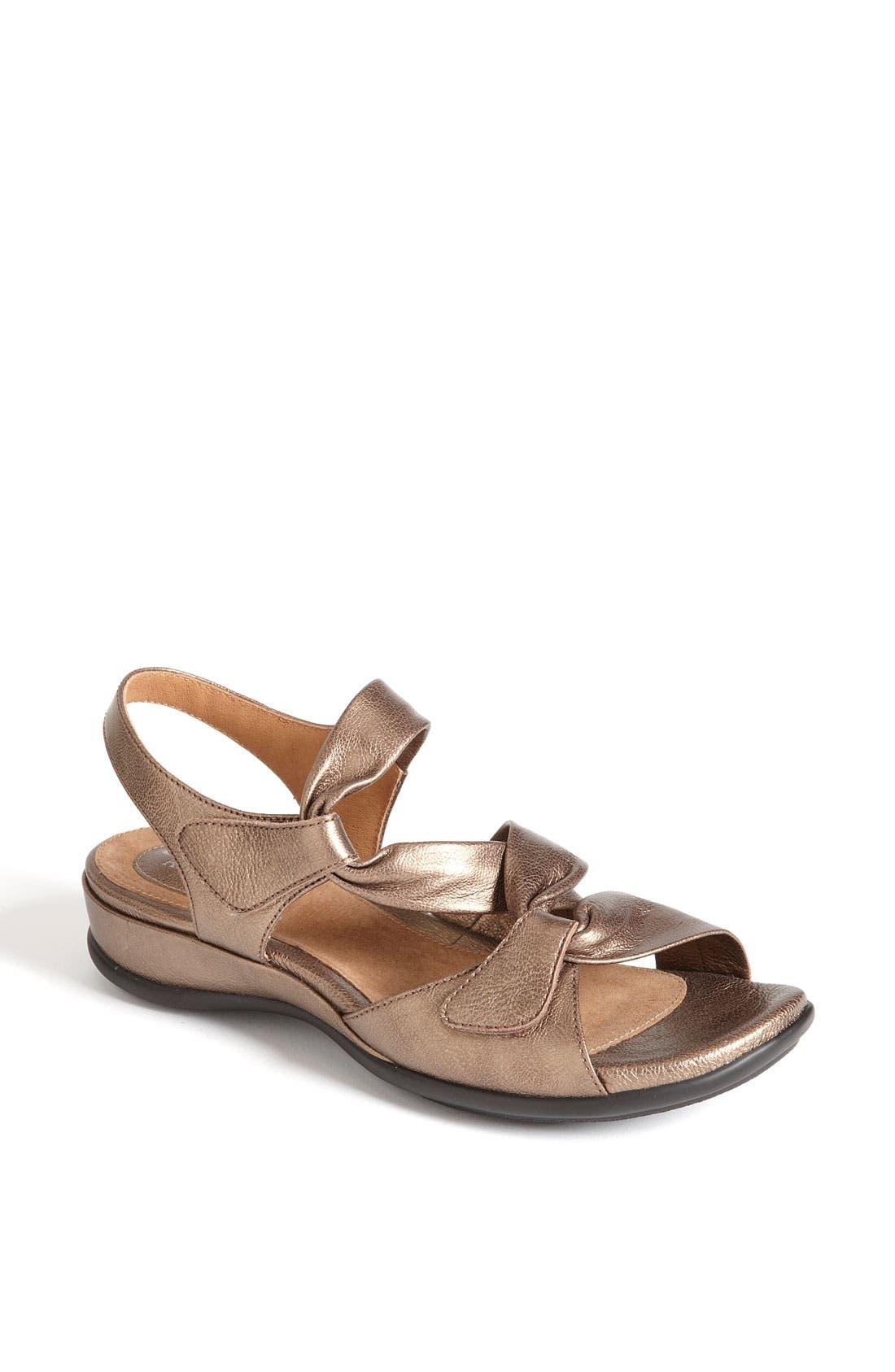 Alternate Image 1 Selected - Clarks® 'Lucena' Sandal