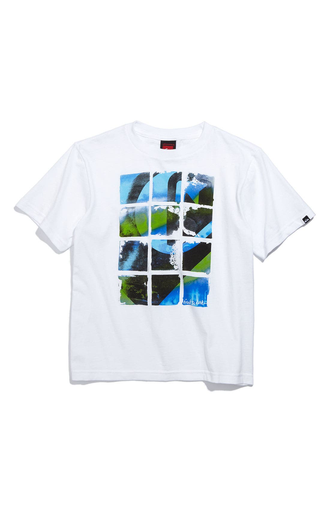 Main Image - Quiksilver 'Toll Free' T-Shirt (Little Boys)