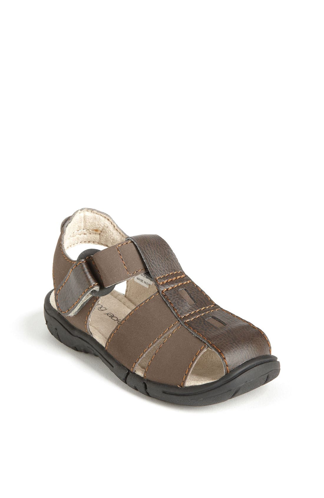 Alternate Image 1 Selected - Jumping Jacks 'Sand Lot' Sandal (Walker & Toddler)
