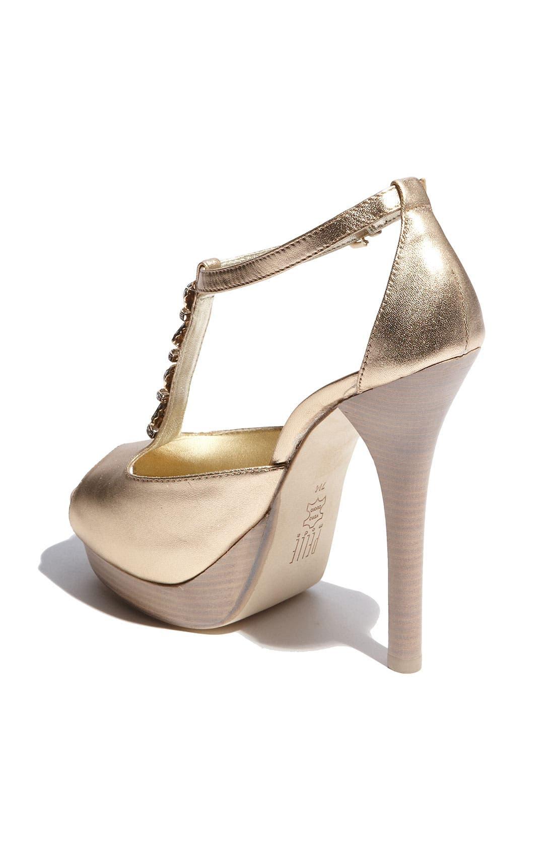 Alternate Image 2  - Pelle Moda 'Rae' Platform Sandal