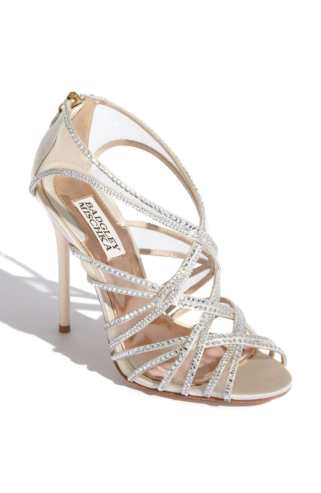 Alternate Image 1 Selected - Badgley Mischka 'Gloria' Sandal