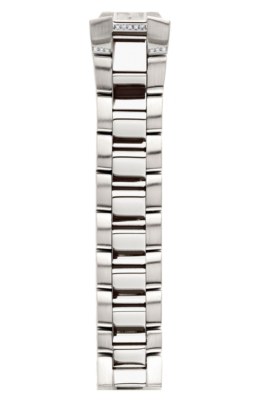 Alternate Image 1 Selected - Philip Stein® 18mm Diamond Watch Bracelet
