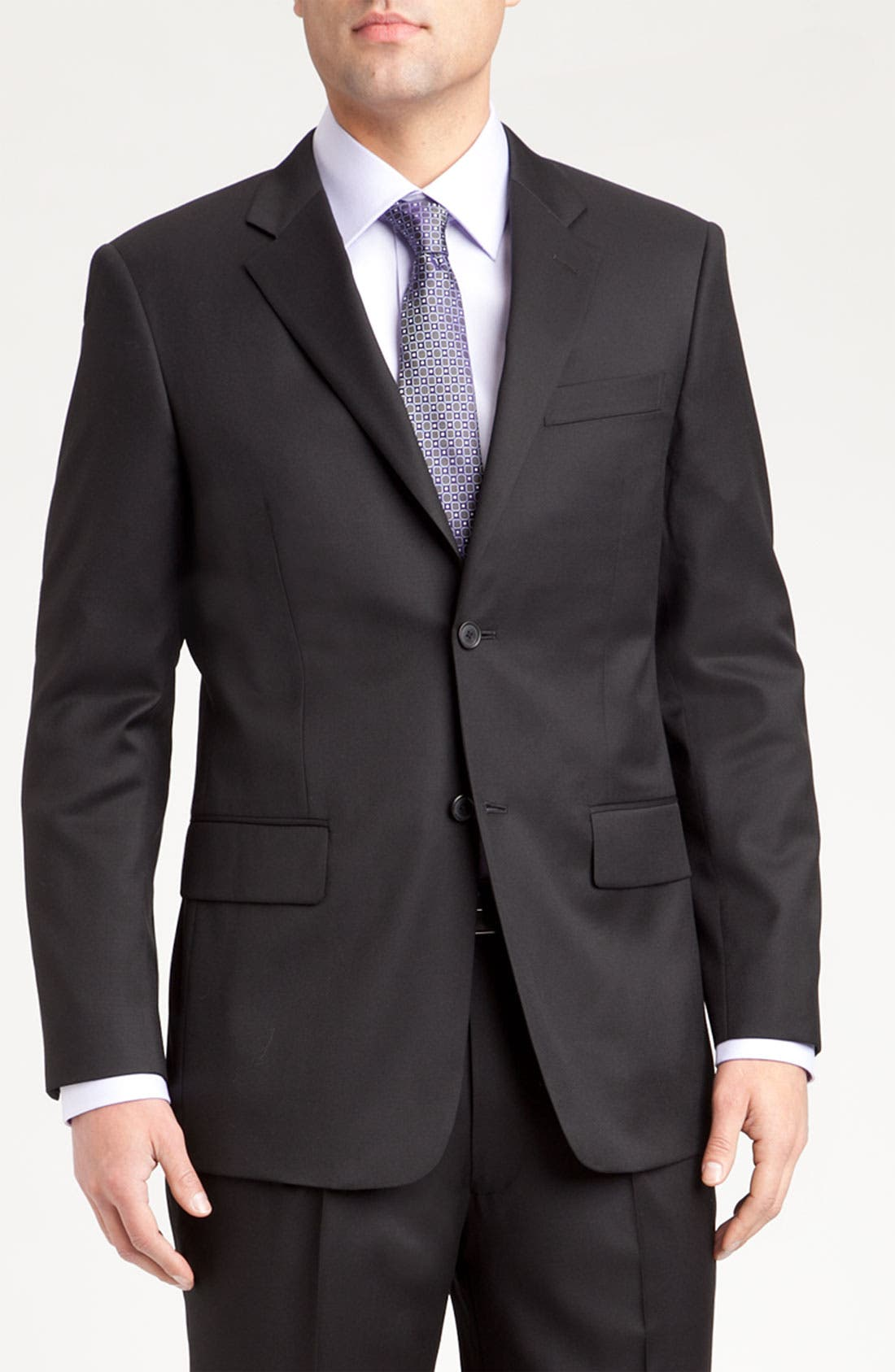 Main Image - John W. Nordstrom® Travel Wool Suit