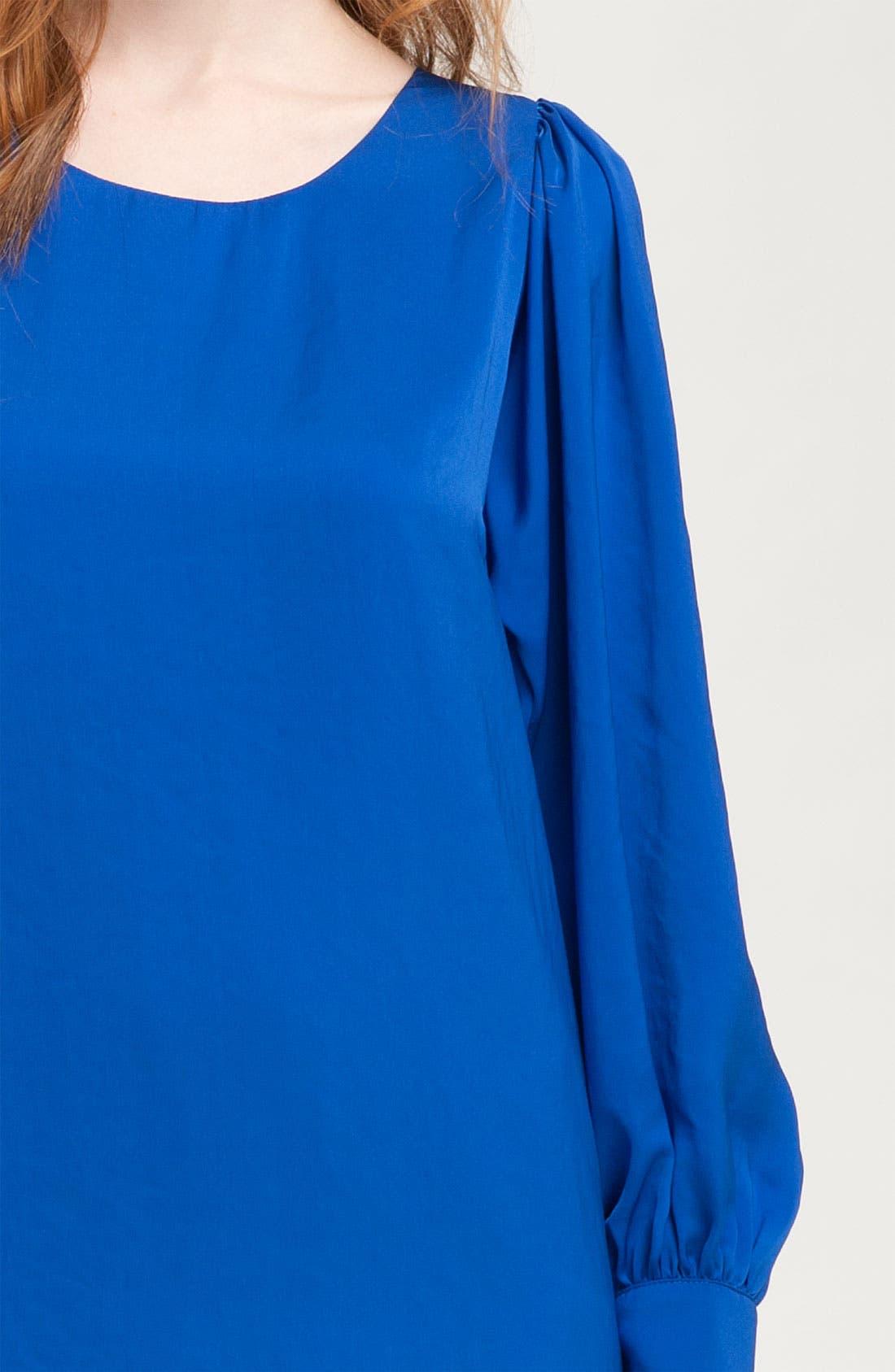 Alternate Image 3  - Rory Beca 'Juliette' Gathered Sleeve Shift Dress
