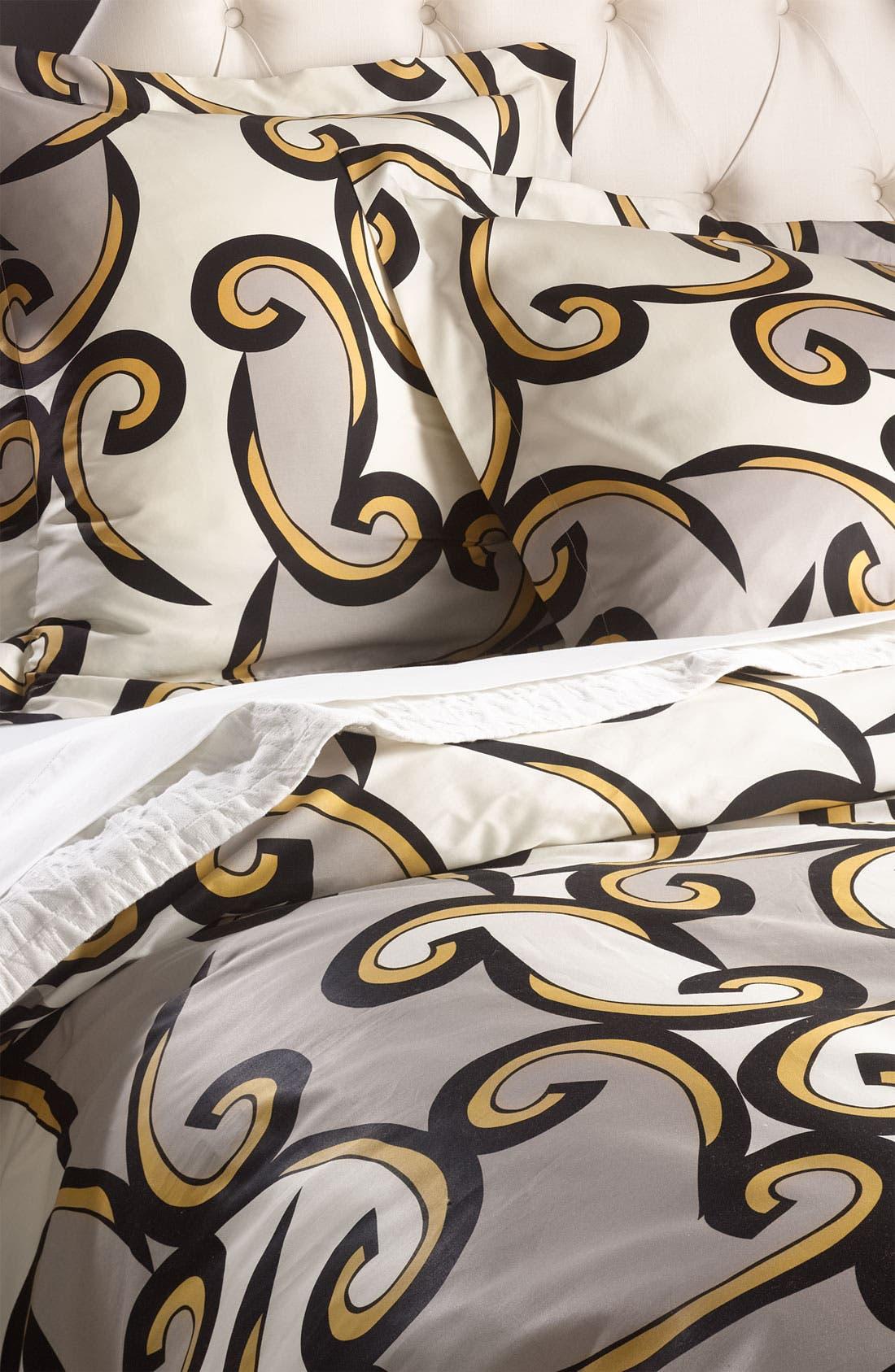 Main Image - Diane von Furstenberg 'Broken Wave' Euro Pillow Sham