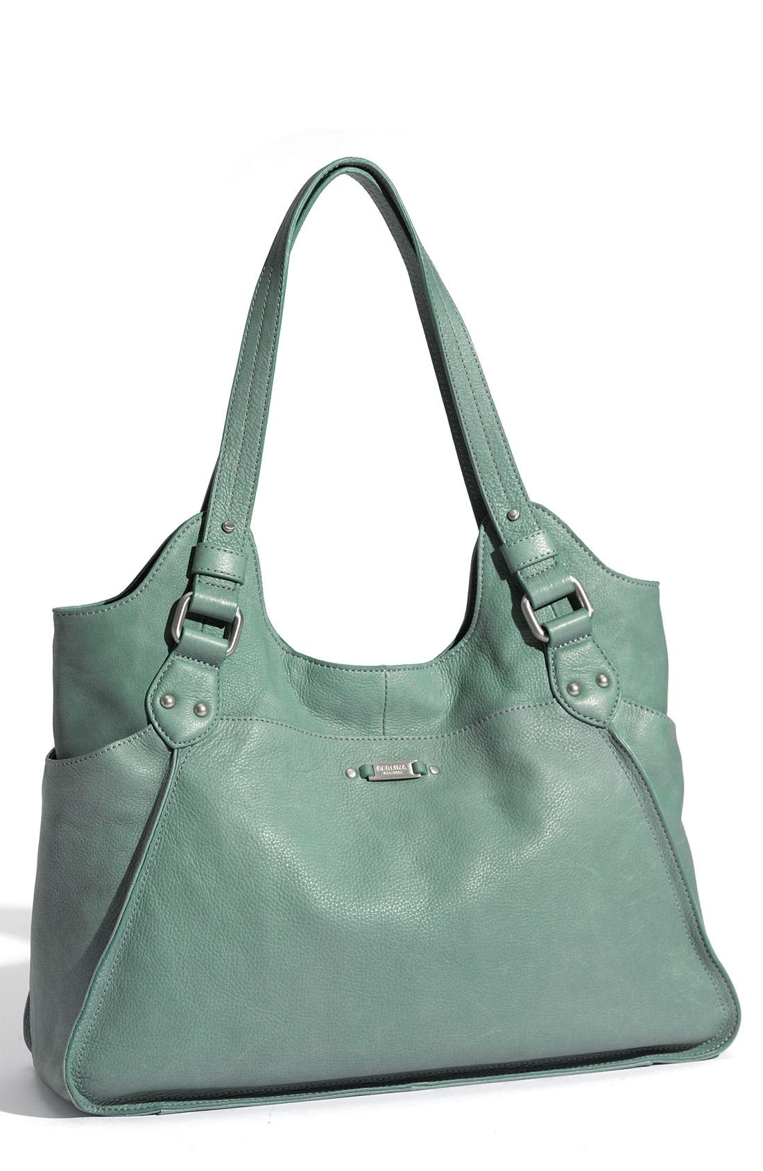 Alternate Image 1 Selected - Perlina 'Claire' Leather Tote