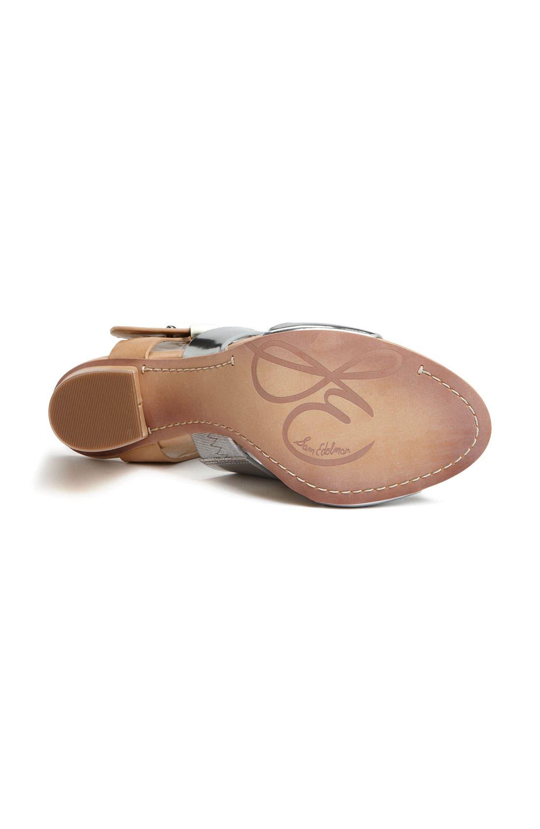 Alternate Image 4  - Sam Edelman 'Yelena' Sandal
