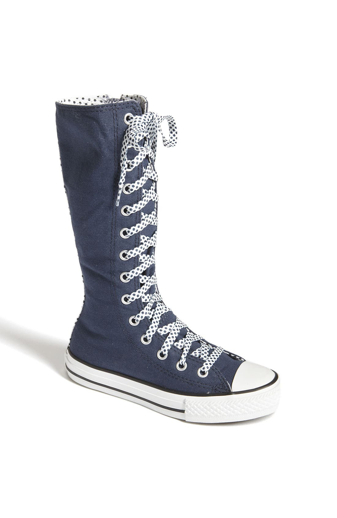 Alternate Image 1 Selected - Converse Chuck Taylor® 'X-Hi' Sneaker (Toddler, Little Kid & Big Kid)
