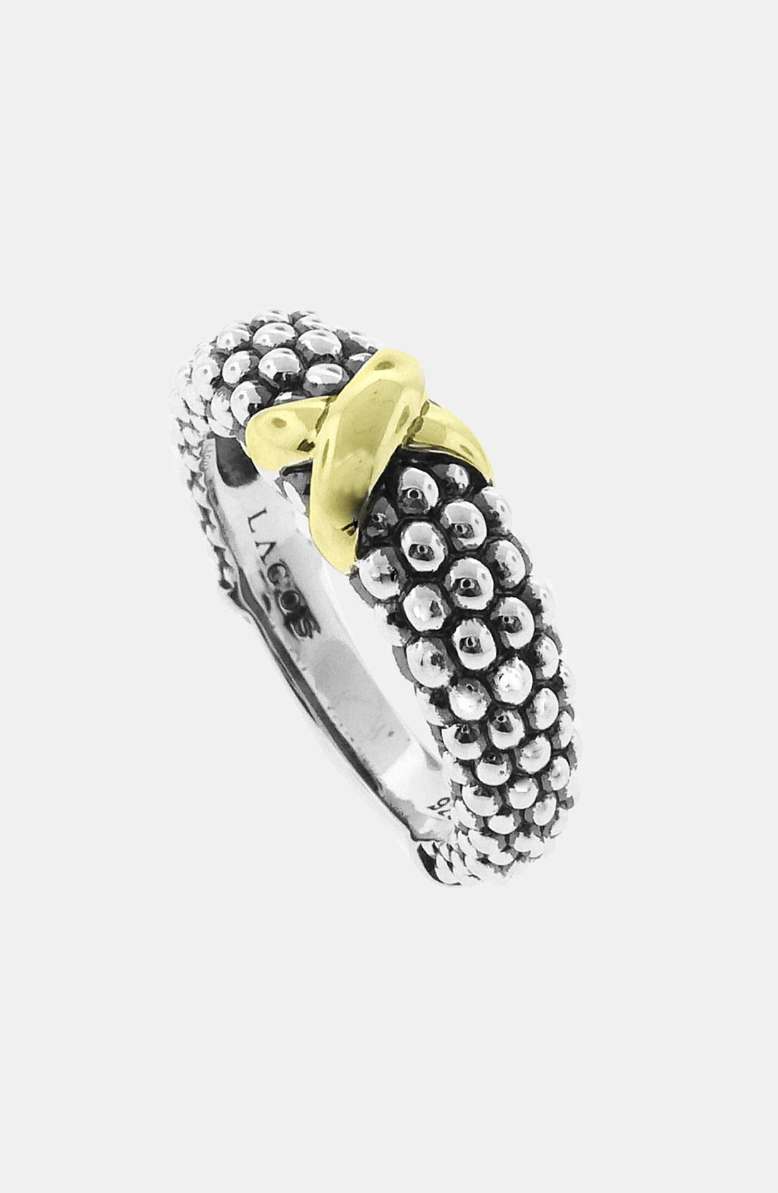 Alternate Image 1 Selected - LAGOS 'Signature Caviar' Ring
