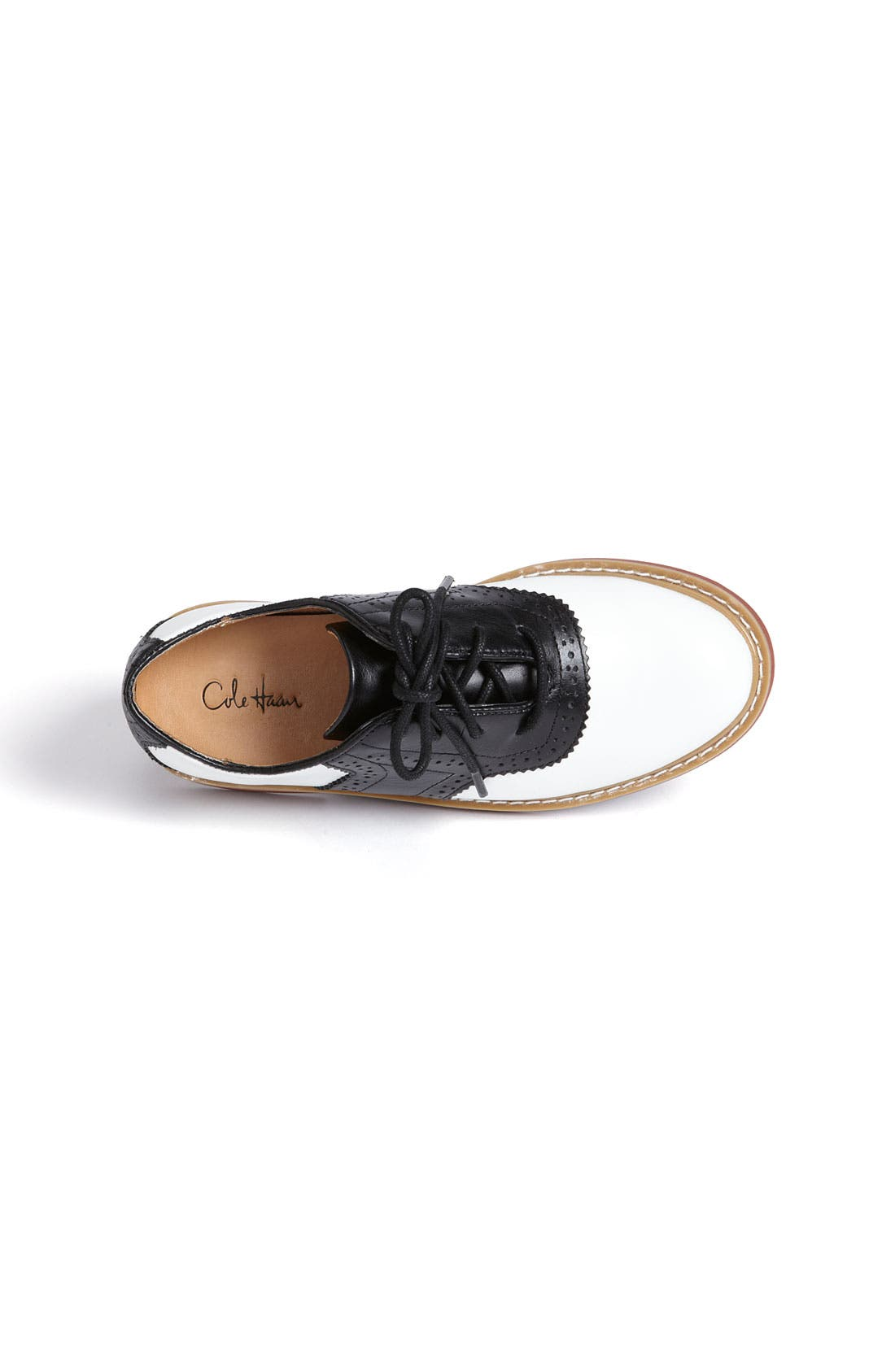 Alternate Image 3  - Cole Haan 'Air Franklin' Saddle Shoes (Toddler, Little Kid & Big Kid)