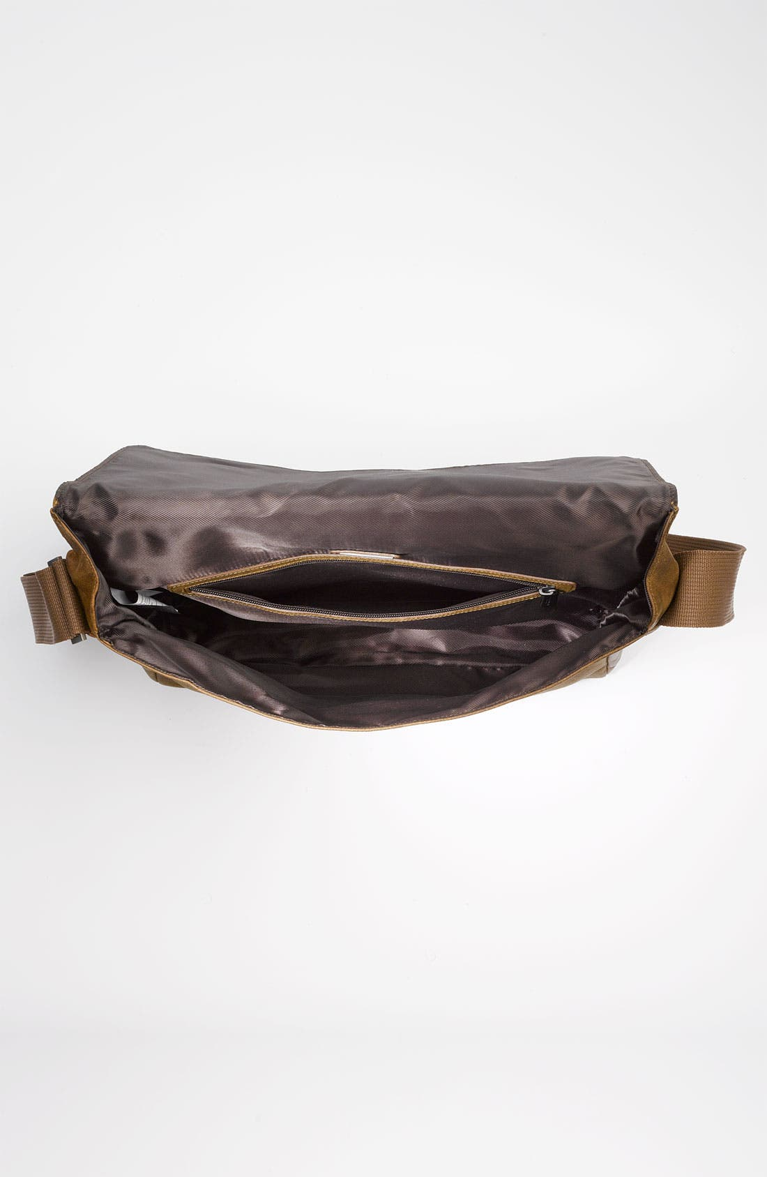 Alternate Image 3  - Kenneth Cole New York 'Thunder' Leather Messenger Bag