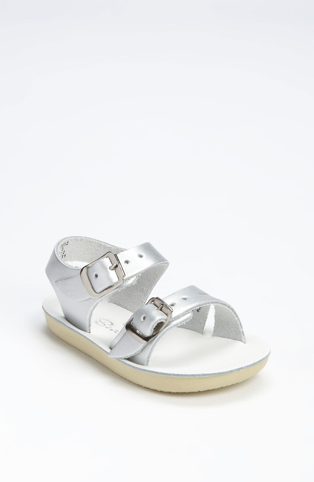 Salt Water Sandals by Hoy 'Sea Wee' Sandal (Baby)