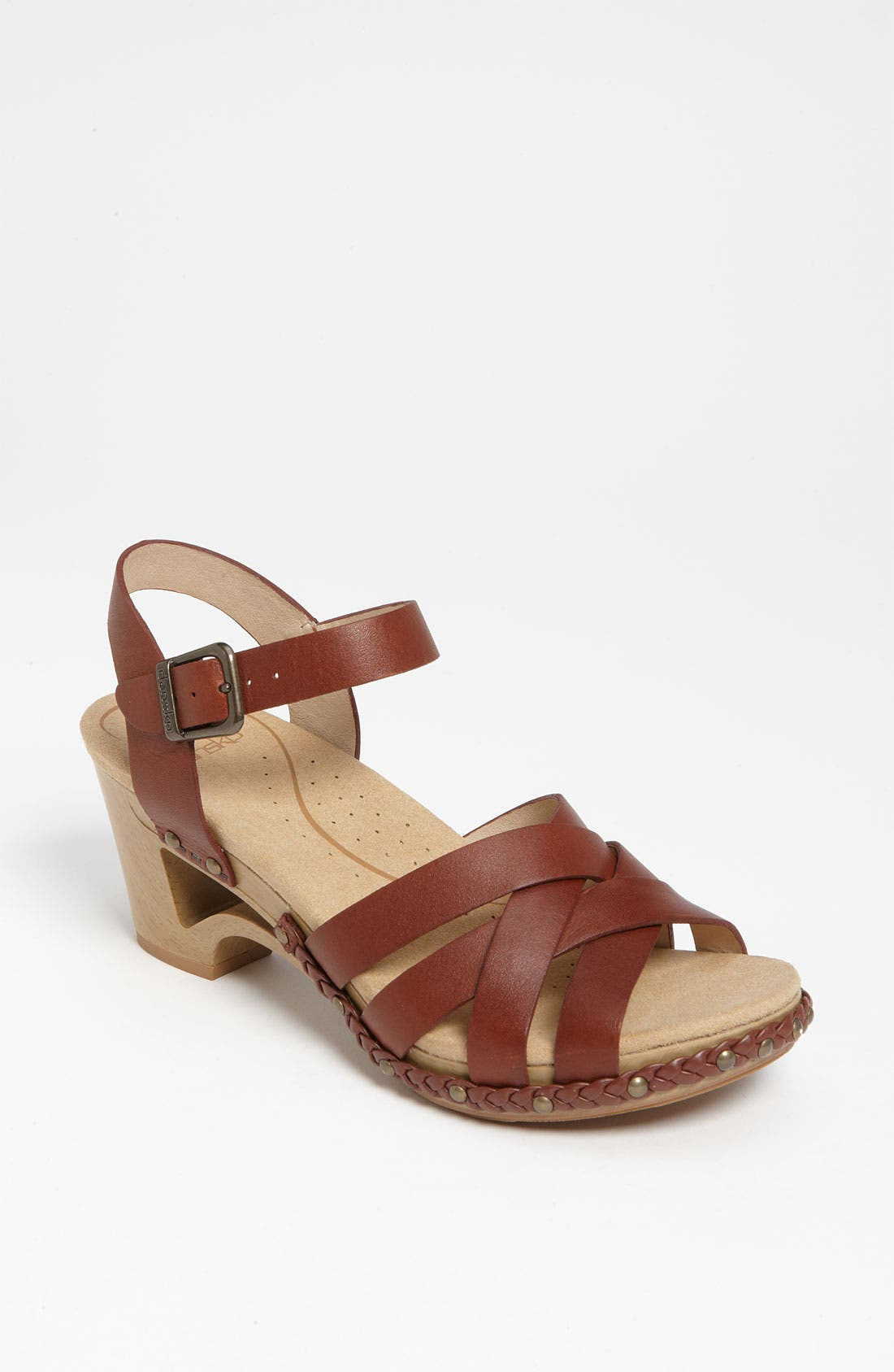 Alternate Image 1 Selected - Dansko 'Tru Clog' Sandal