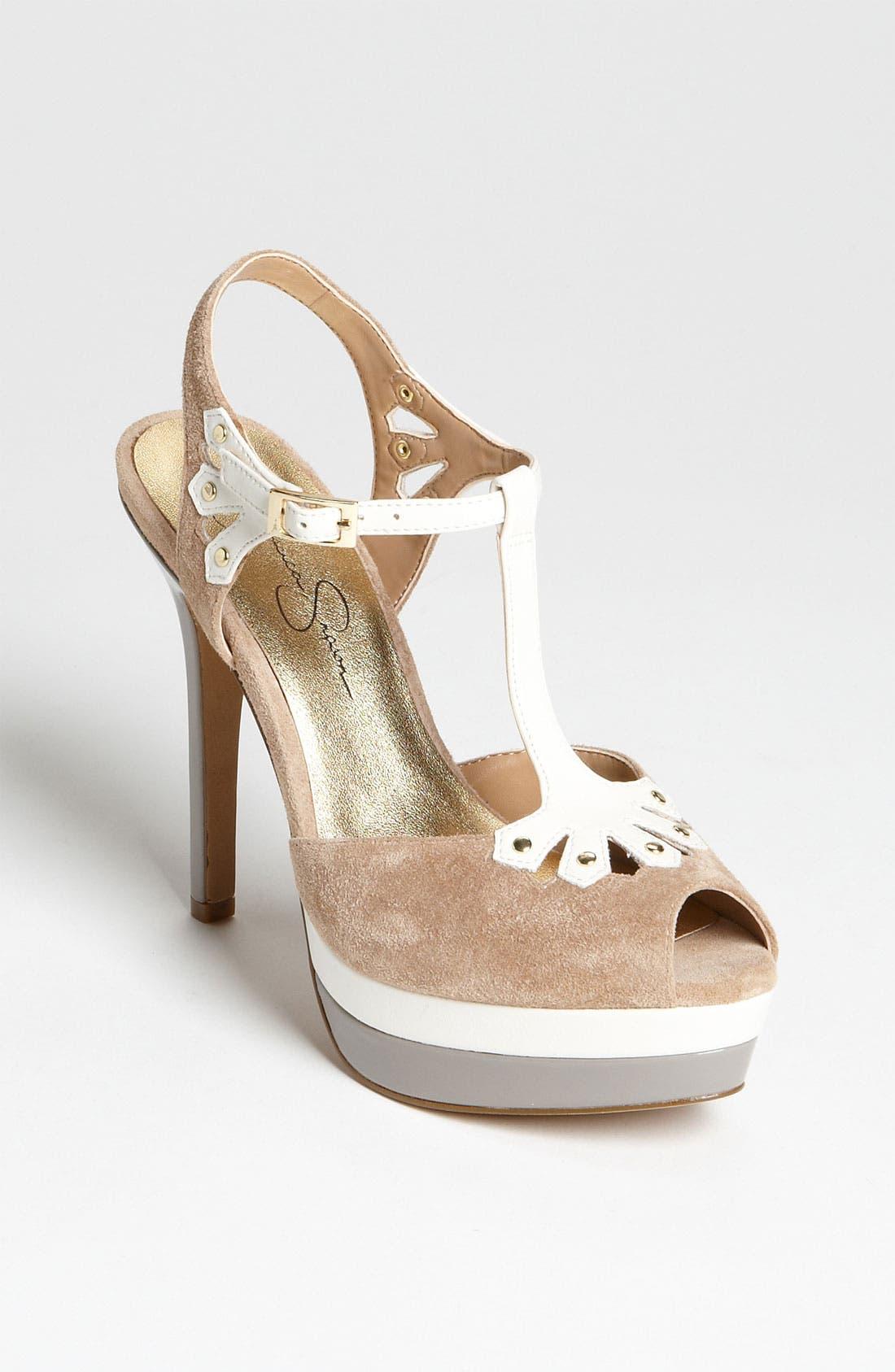 Alternate Image 1 Selected - Jessica Simpson 'Emmali' Sandal